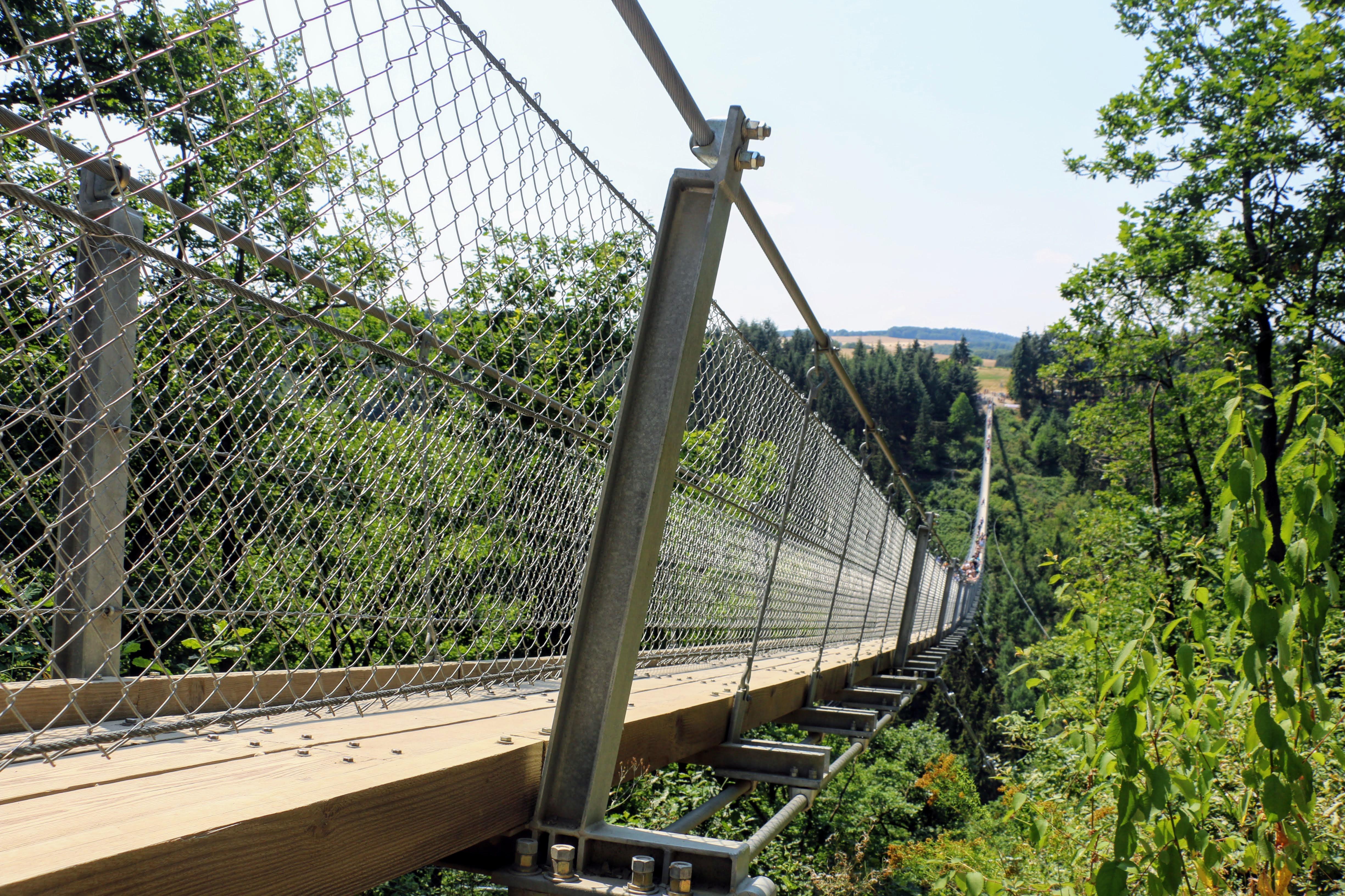 Geierlay hängeseilbrücke Mörsdorf