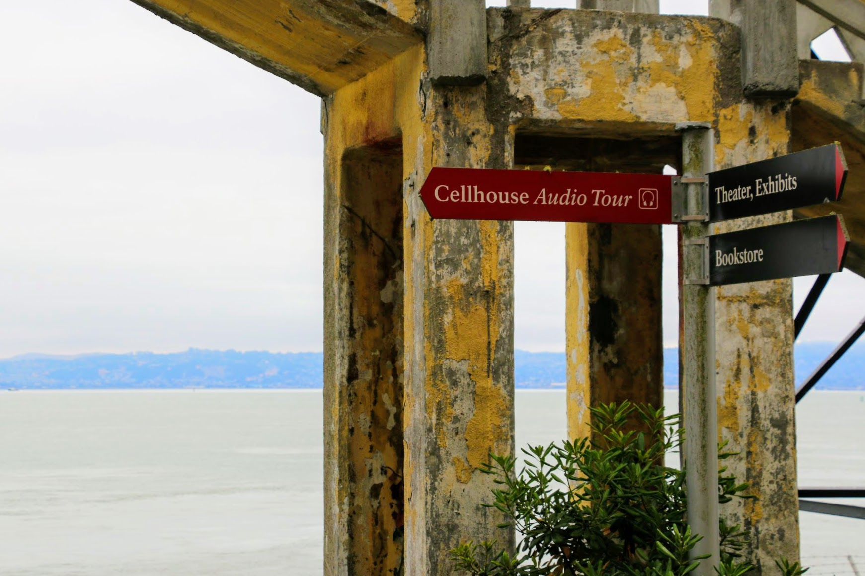 Alcatraz Island Cellhouse Audio Tour