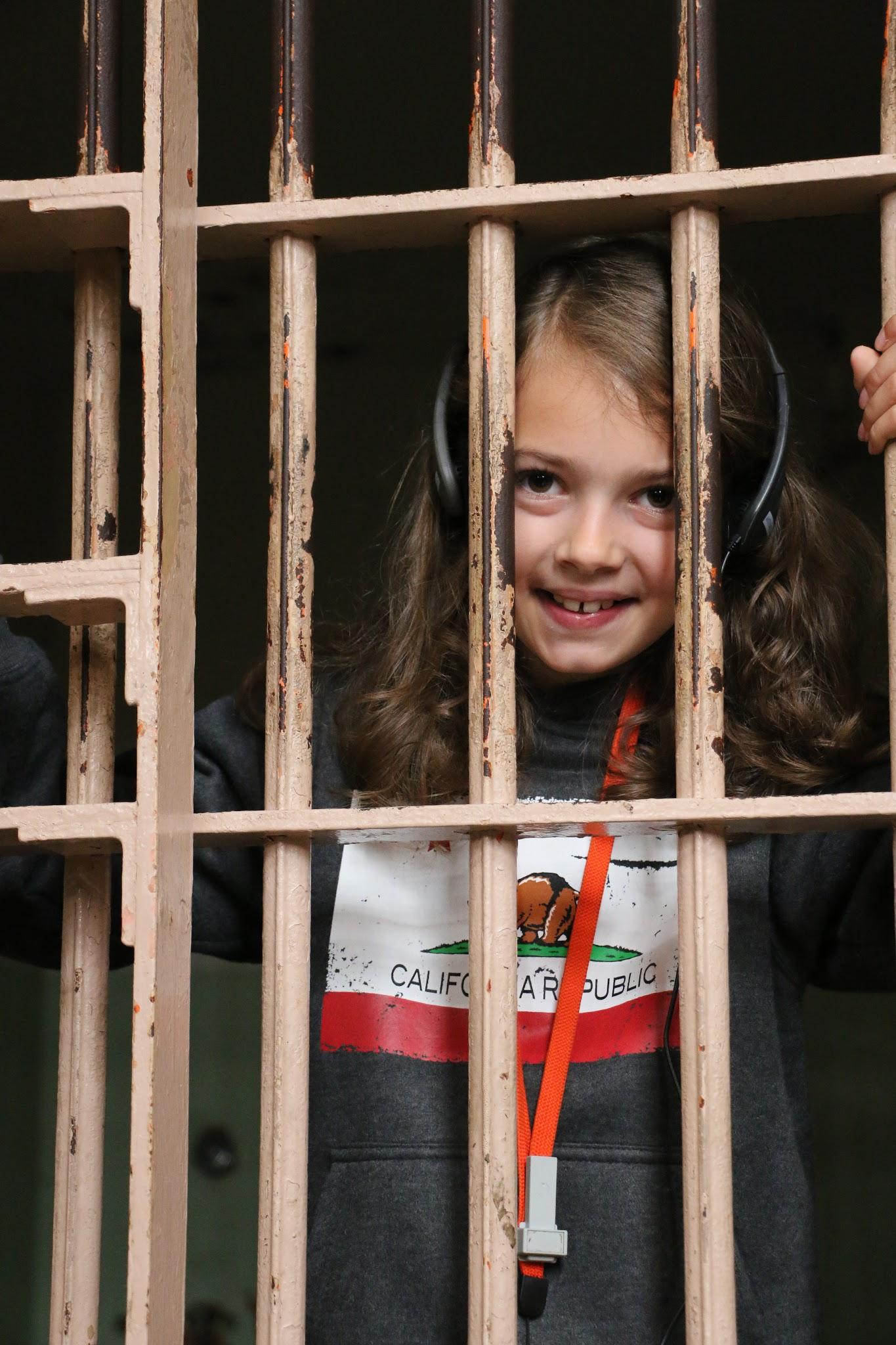 Audio rondleiding Alcatraz gevangenis