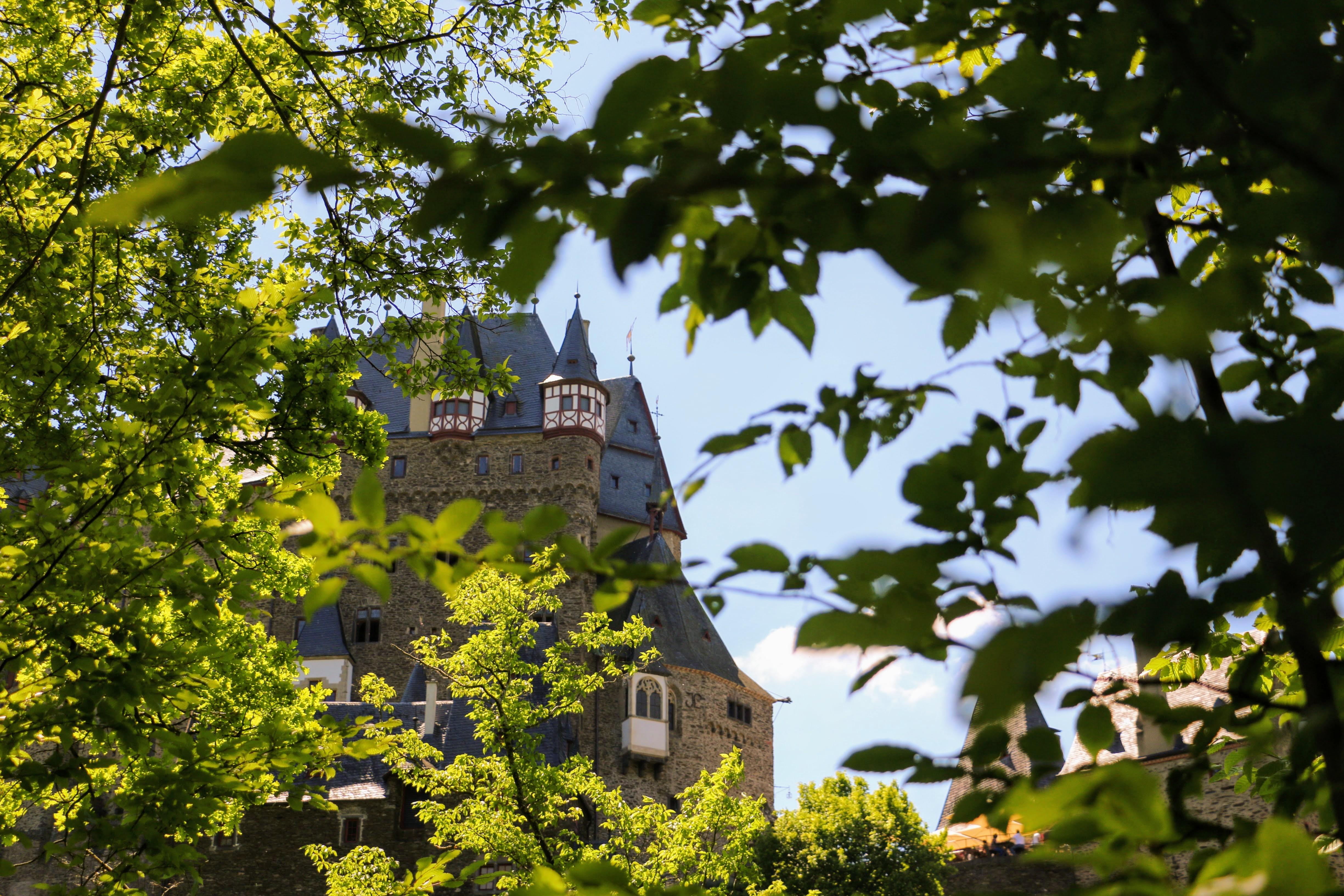 Wandeling naar Burg Eltz aan de Moezel