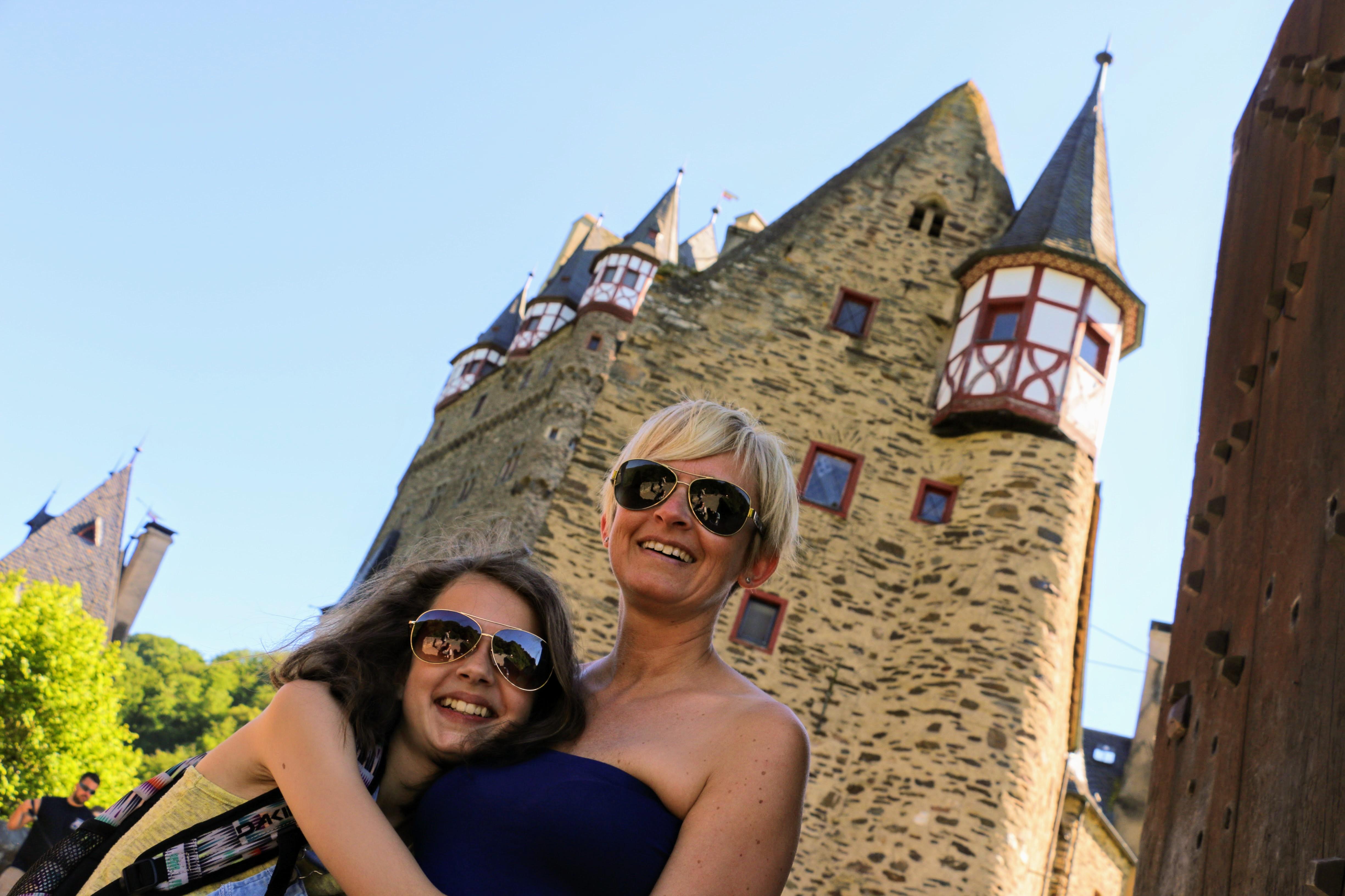 Een van de mooiste kastelen aan de Moezel
