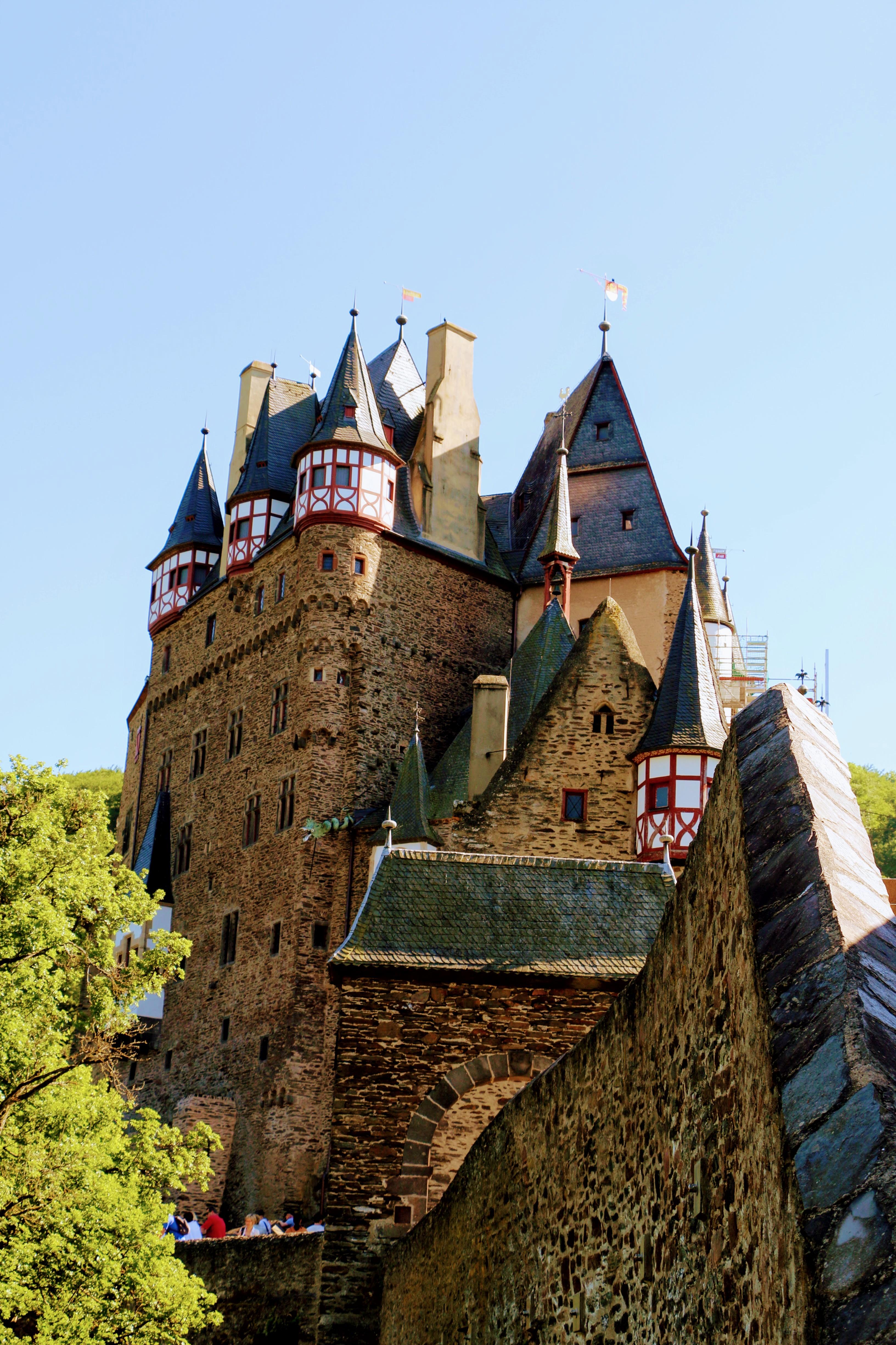 Moezel Duitsland mooiste kasteel