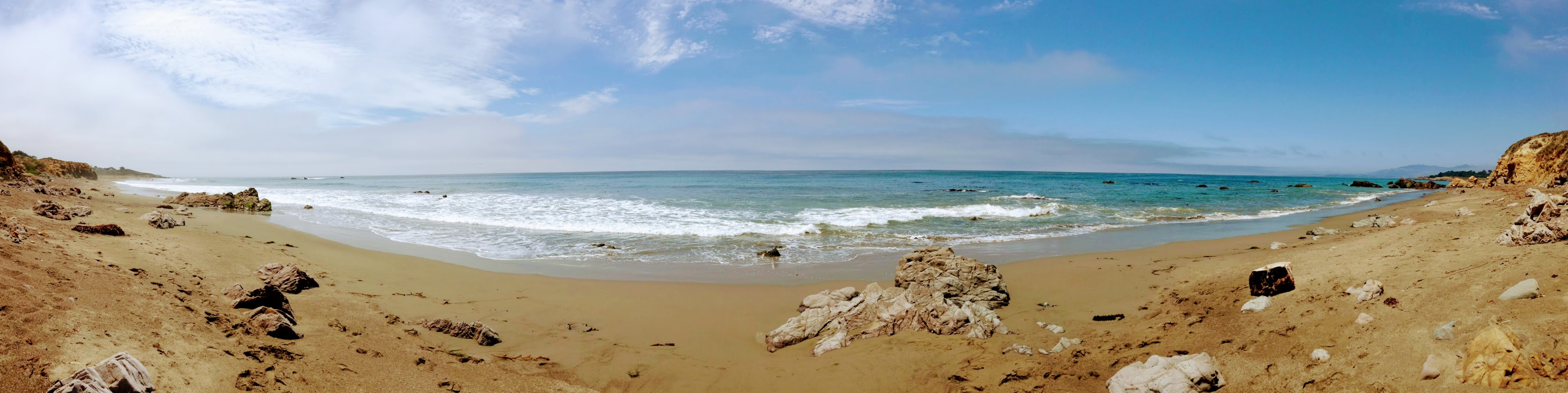 Westkust Amerika Moonstone Beach