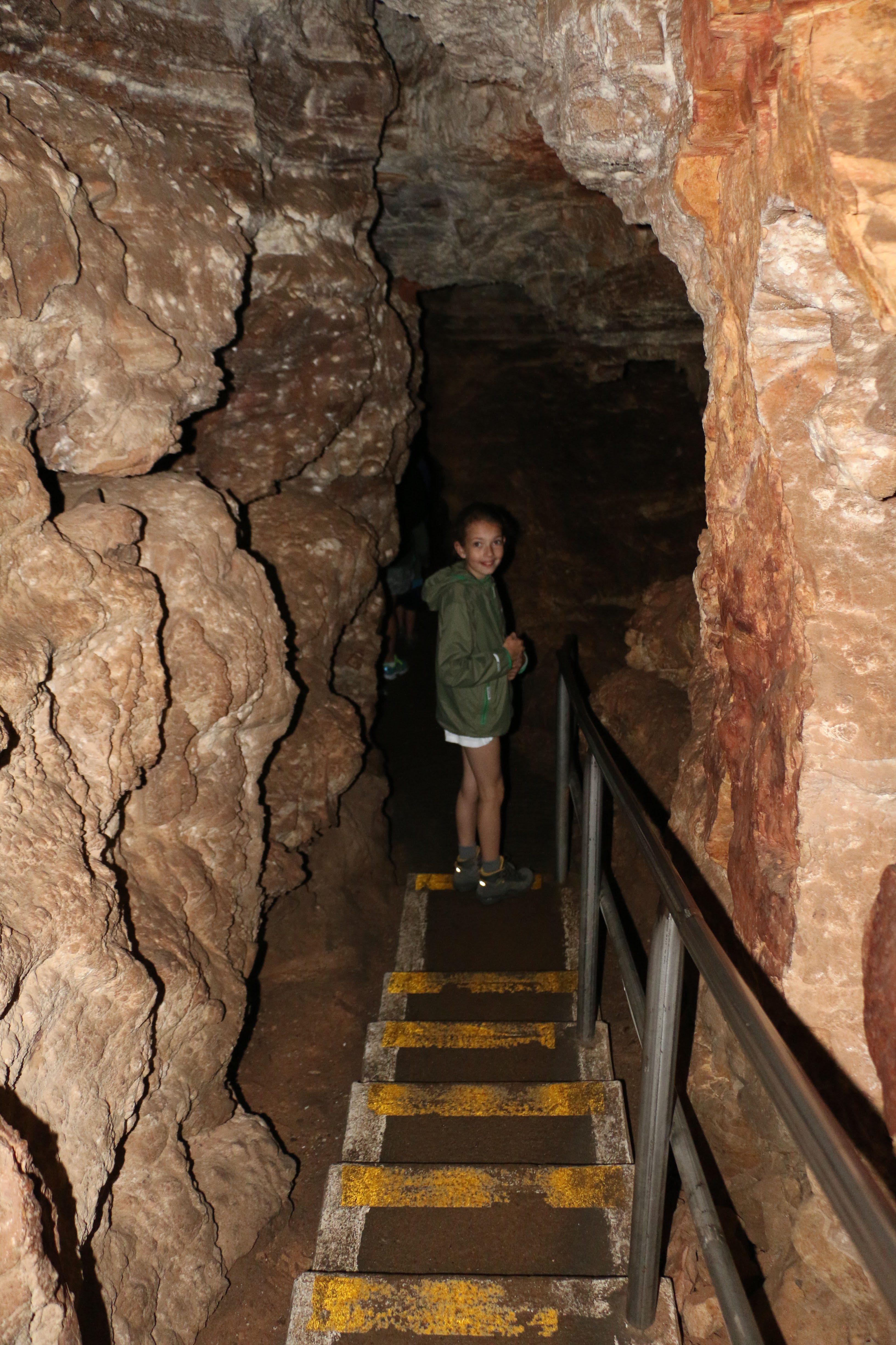 Wind Cave bezoeken