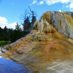 Snow Pond – Yellowstone National Park