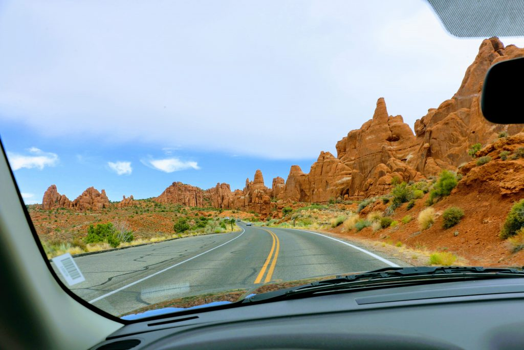 Roadtrip westkust Amerika