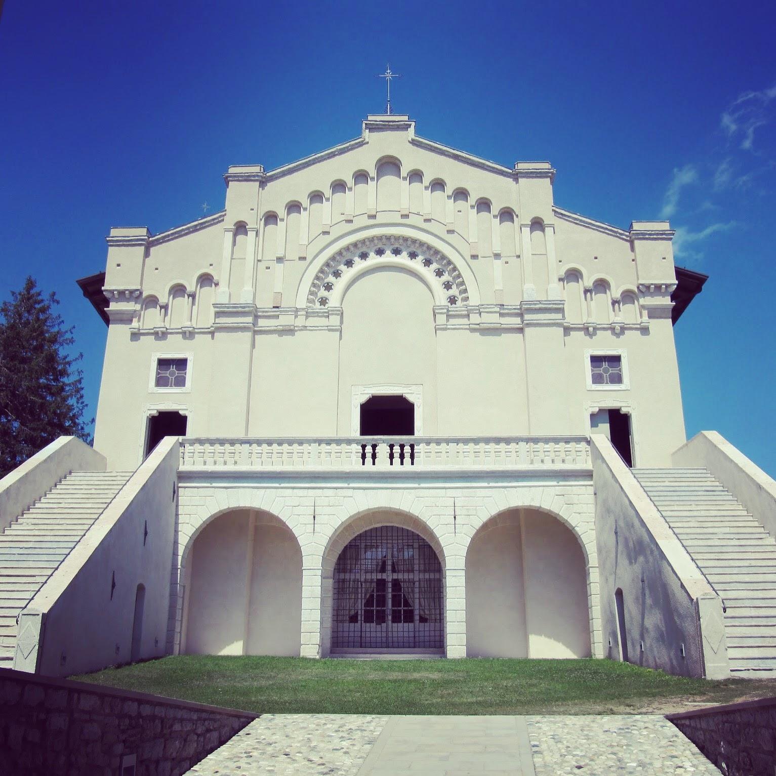santuario di montecastello in Tignale