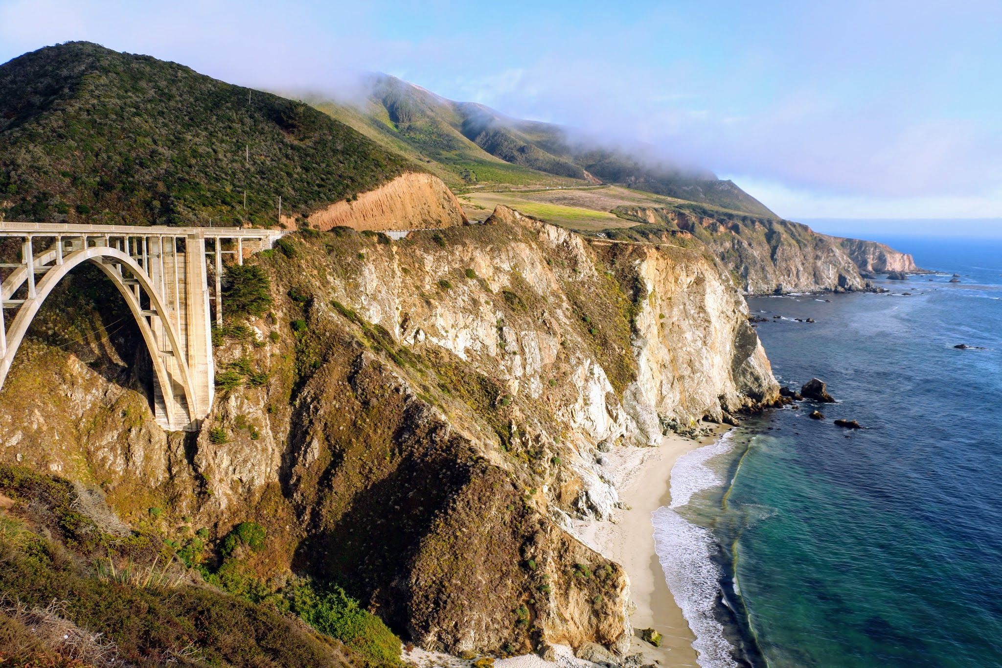 De Bixby Creek Bridge