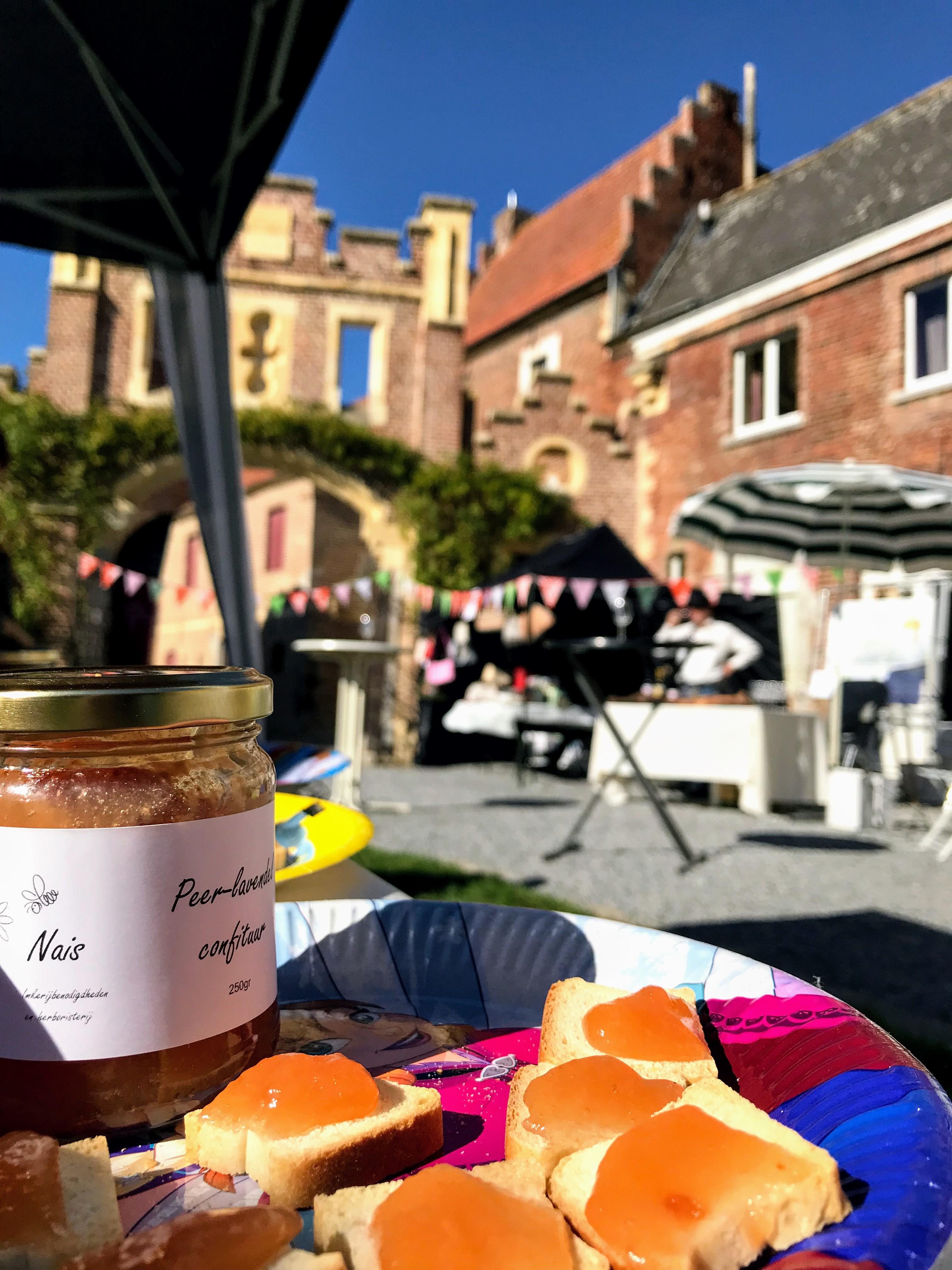 Kasteel Nieuwenhoven - lokale producten proeven en kopen