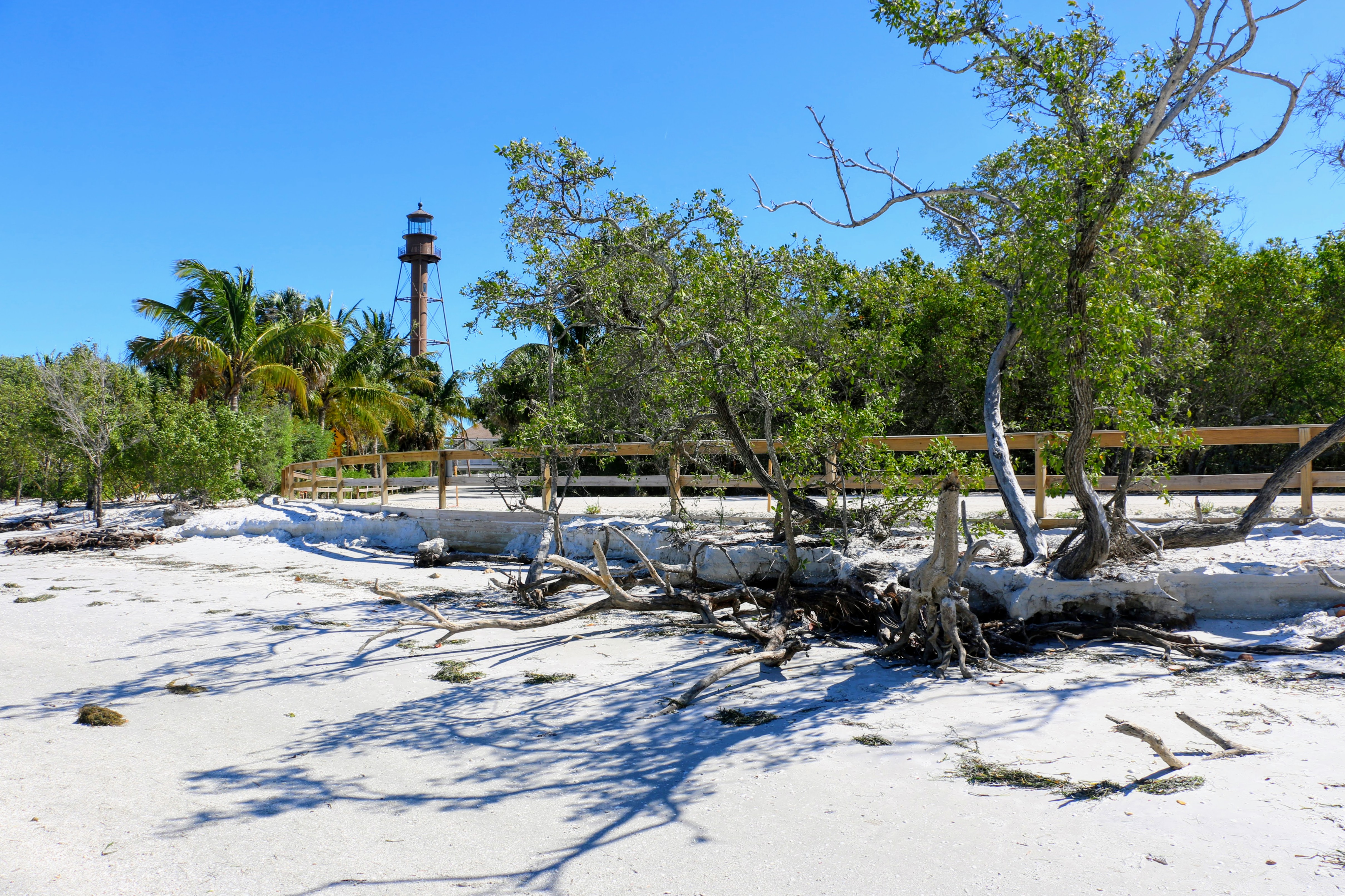 Lighthouse Beach Park Sanibel