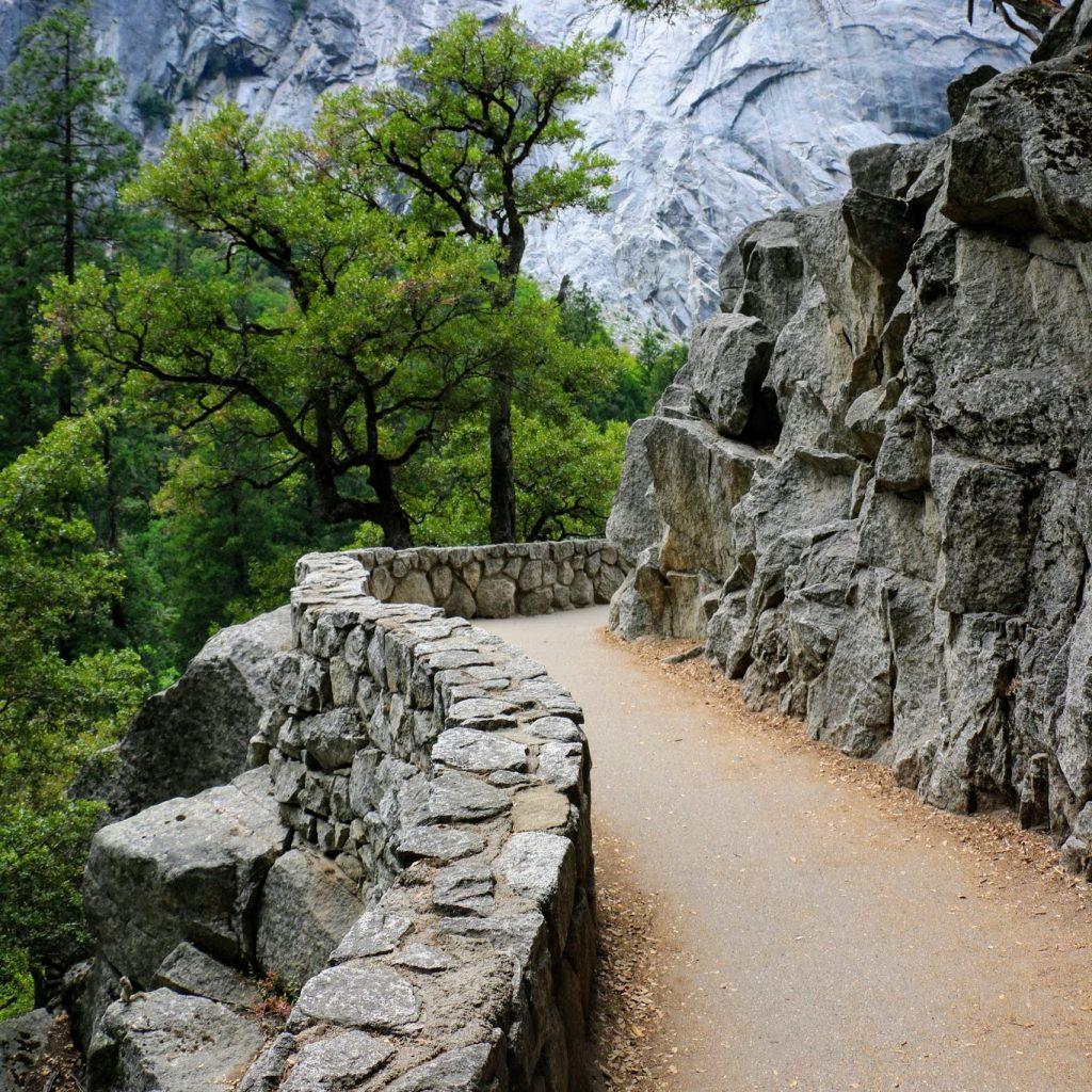 Vernal Fall Yosemite NP