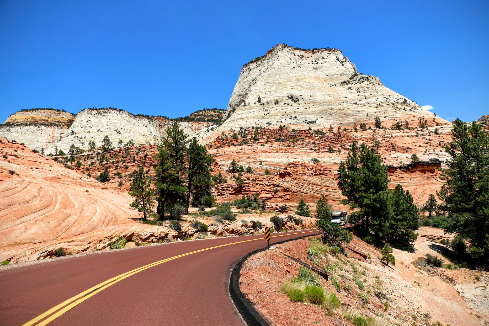 Scenic Byway Zion National Park