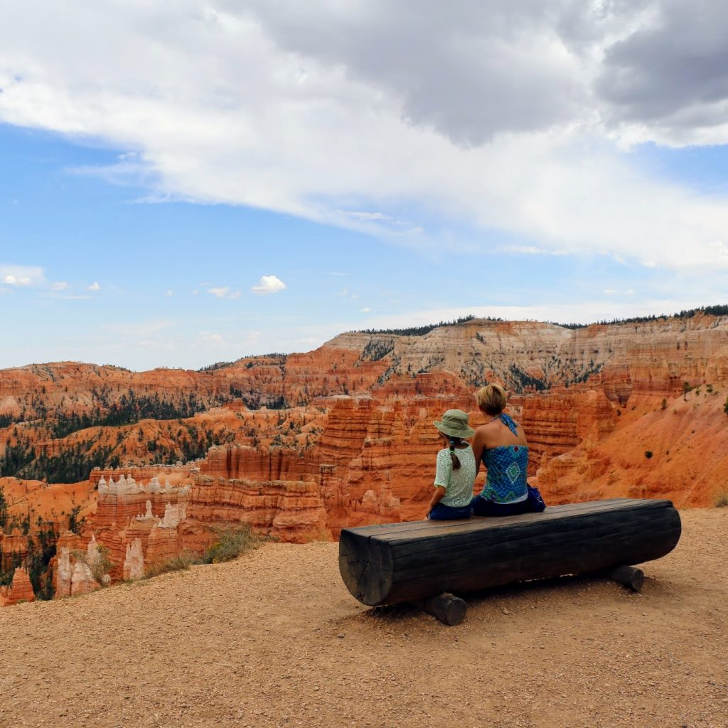 Sunset Point Bryce National Park