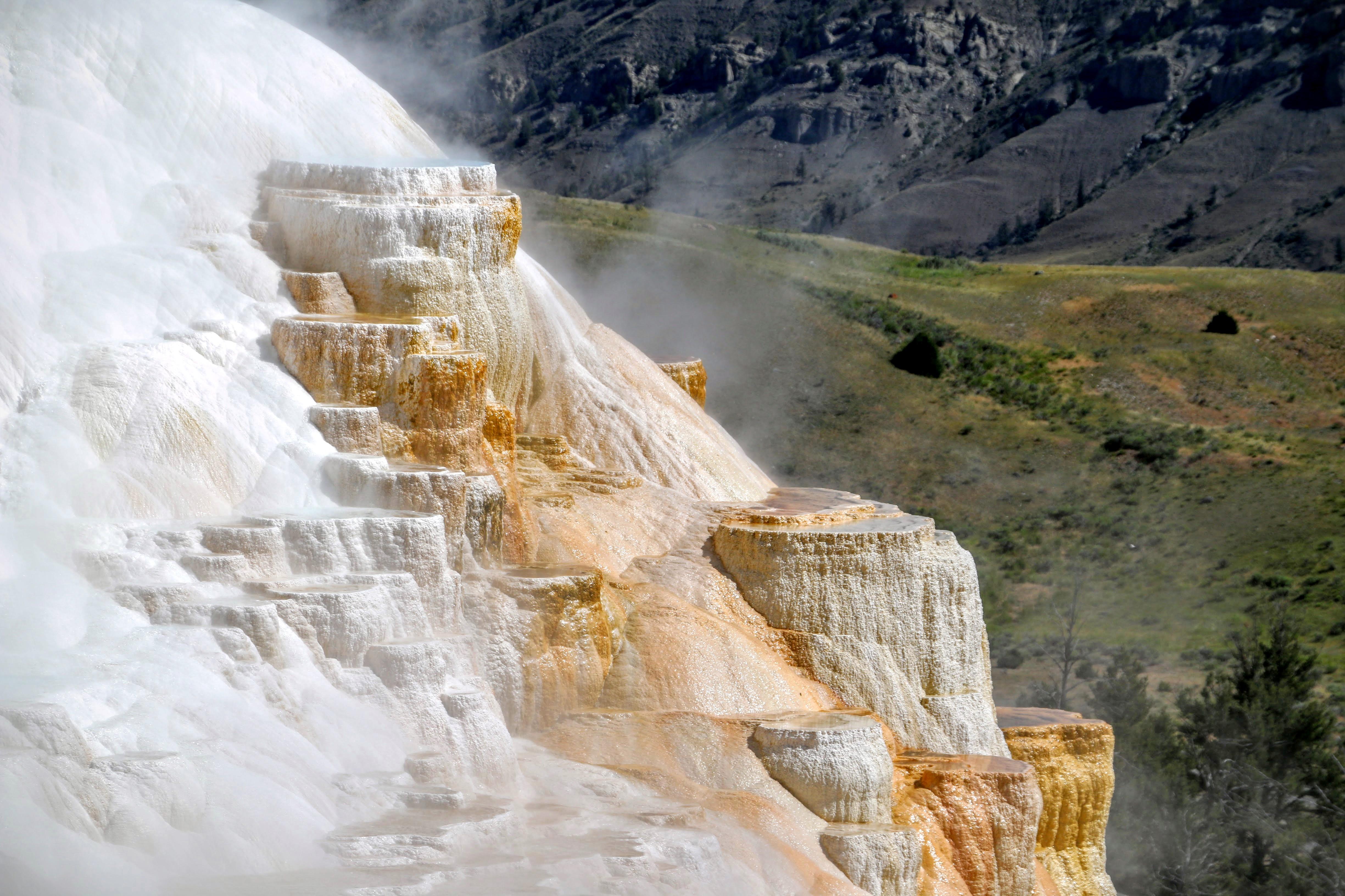 Yellowstone National Park wandelingen