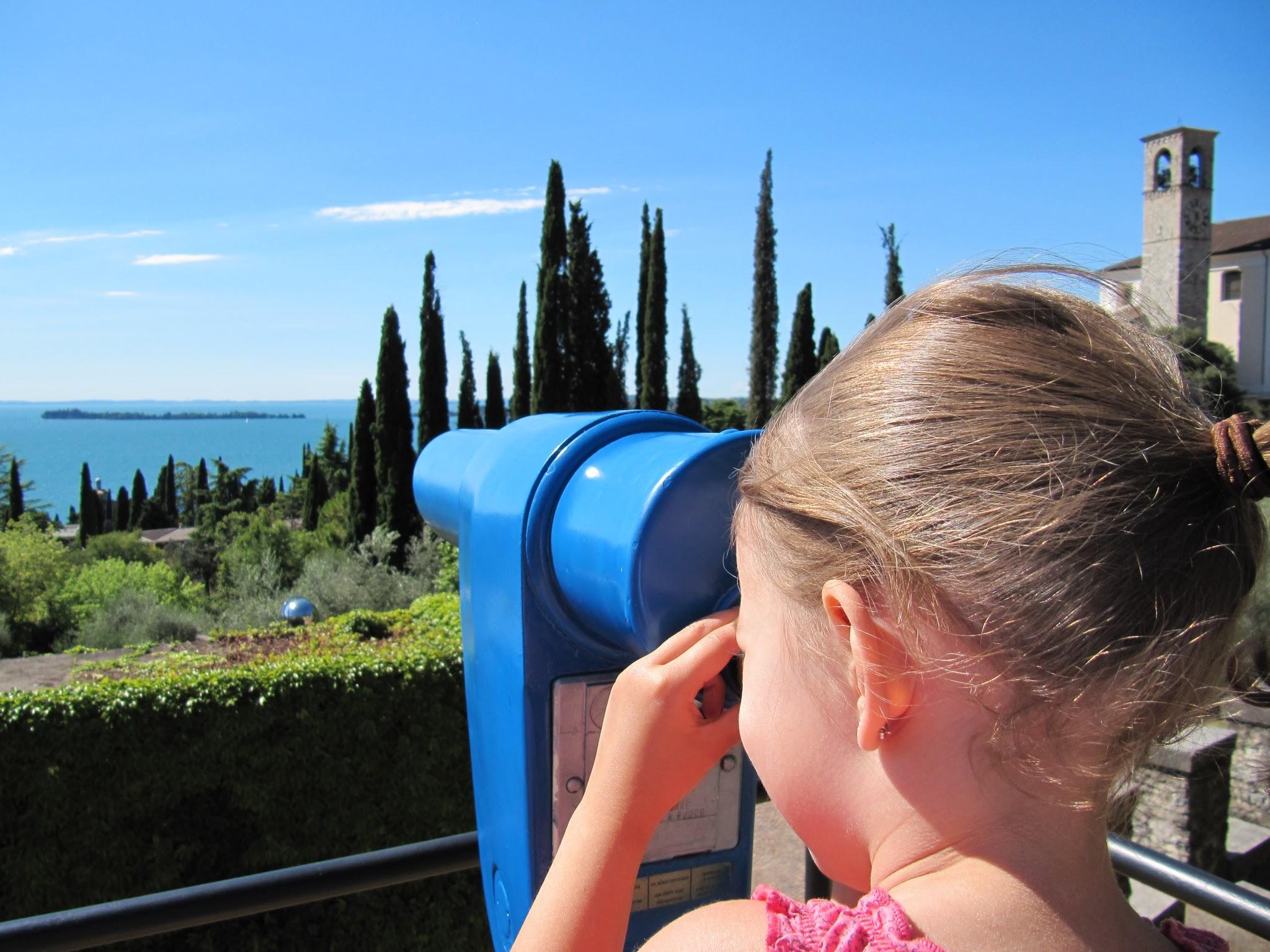 Wat doen met kinderen aan het Gardameer