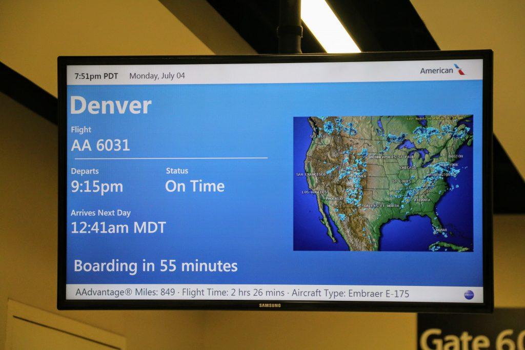 Luchthaven Denver naar Yellowstone
