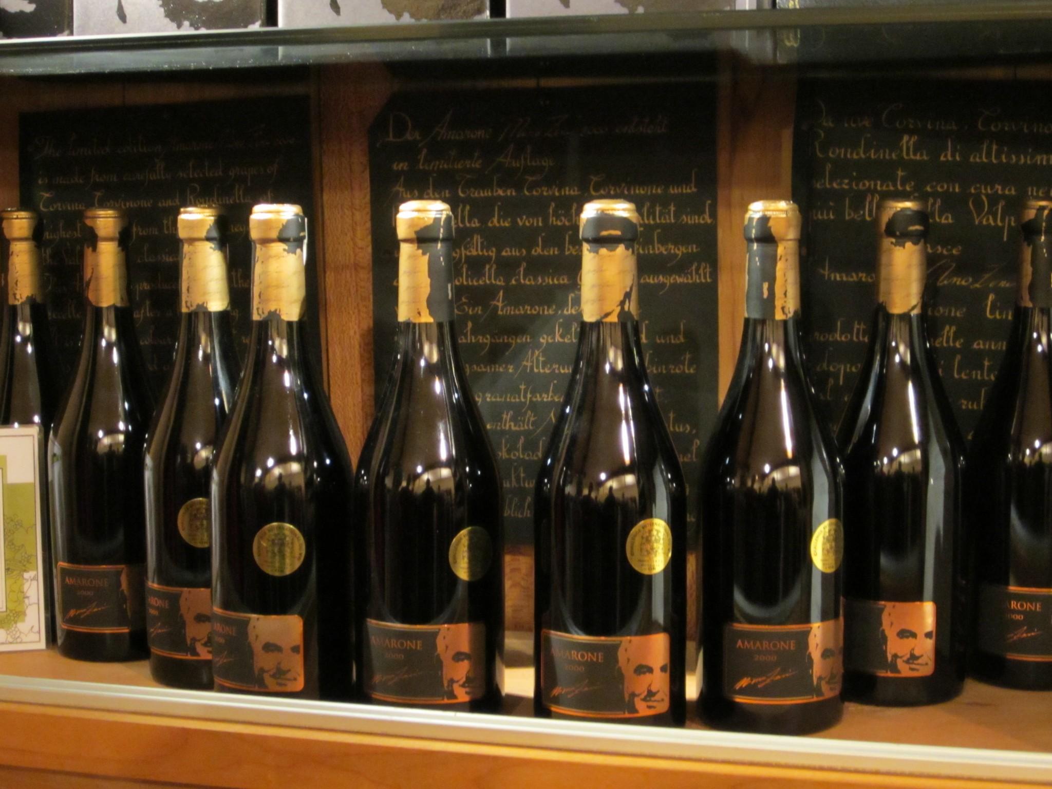 Gardameer wijn en procesecco