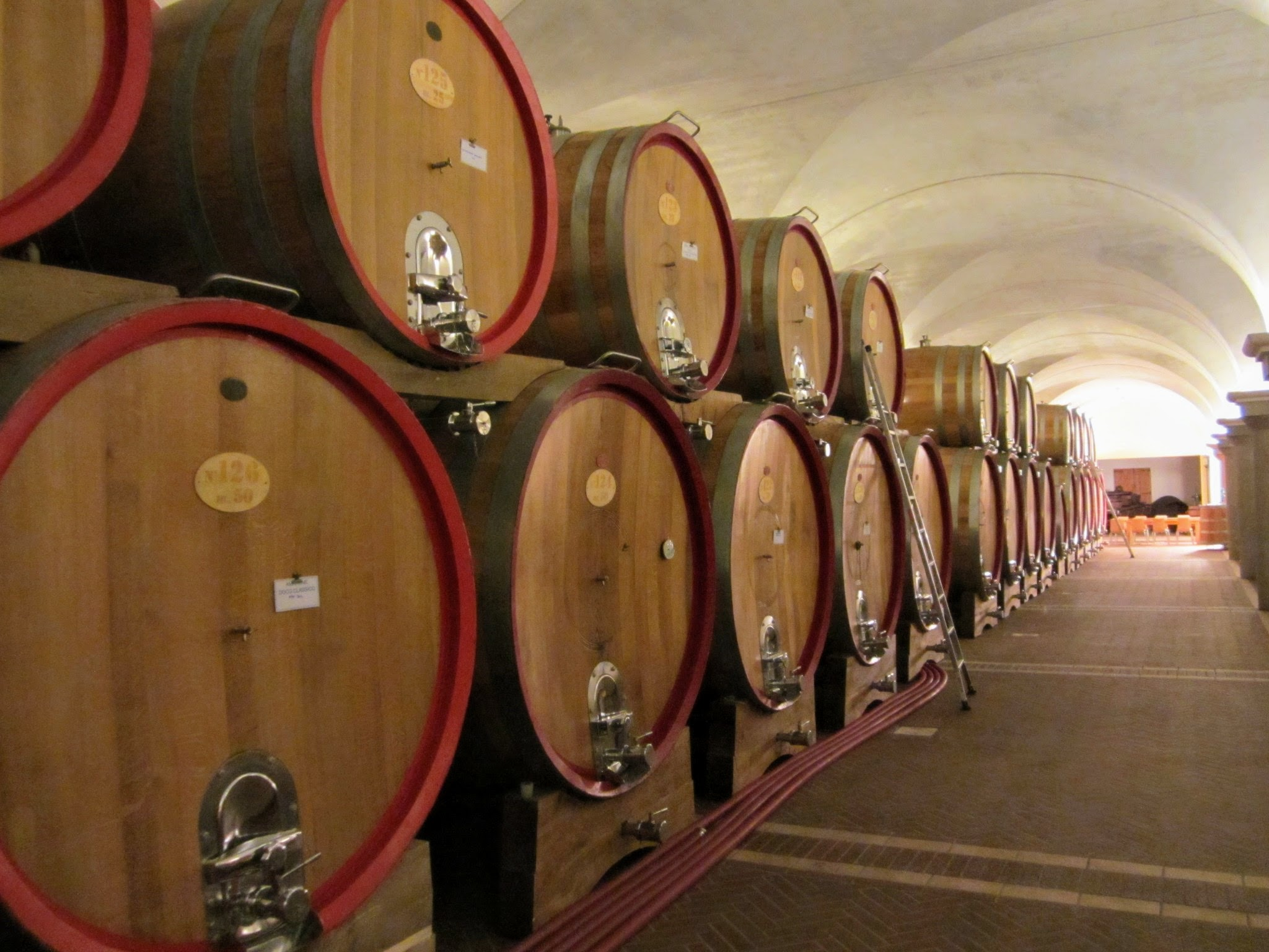 Wijnkelder Gardameer