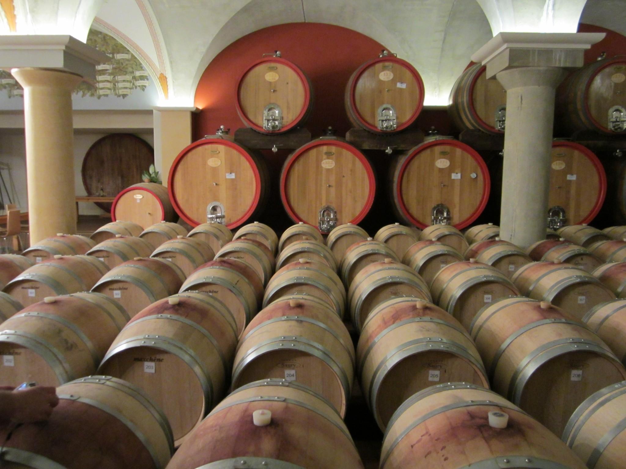 Wijn proeven aan het Gardameer - Bardolino