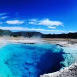 Sapphire Pool – Yellowstone National Park