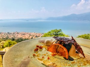 Italiaanse keuken Gardameer