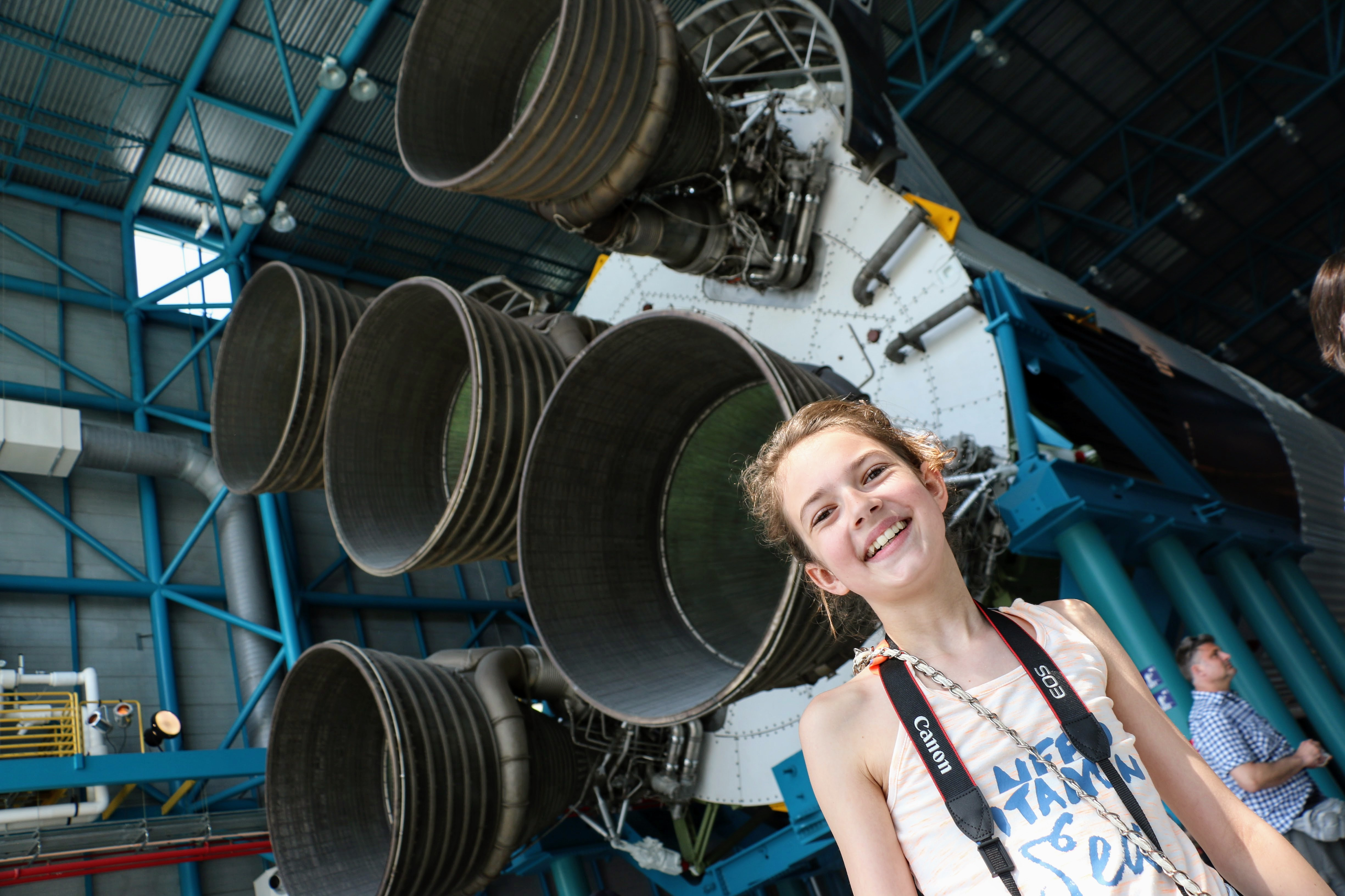 Kennedy Space Center bezoeken met kind
