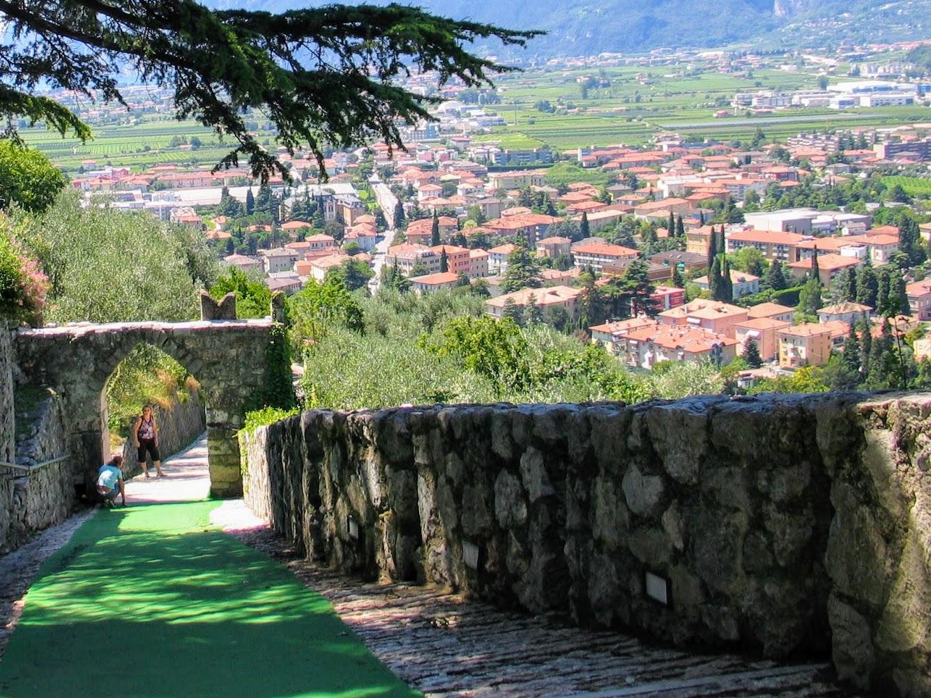 Castello di Arco bezoeken