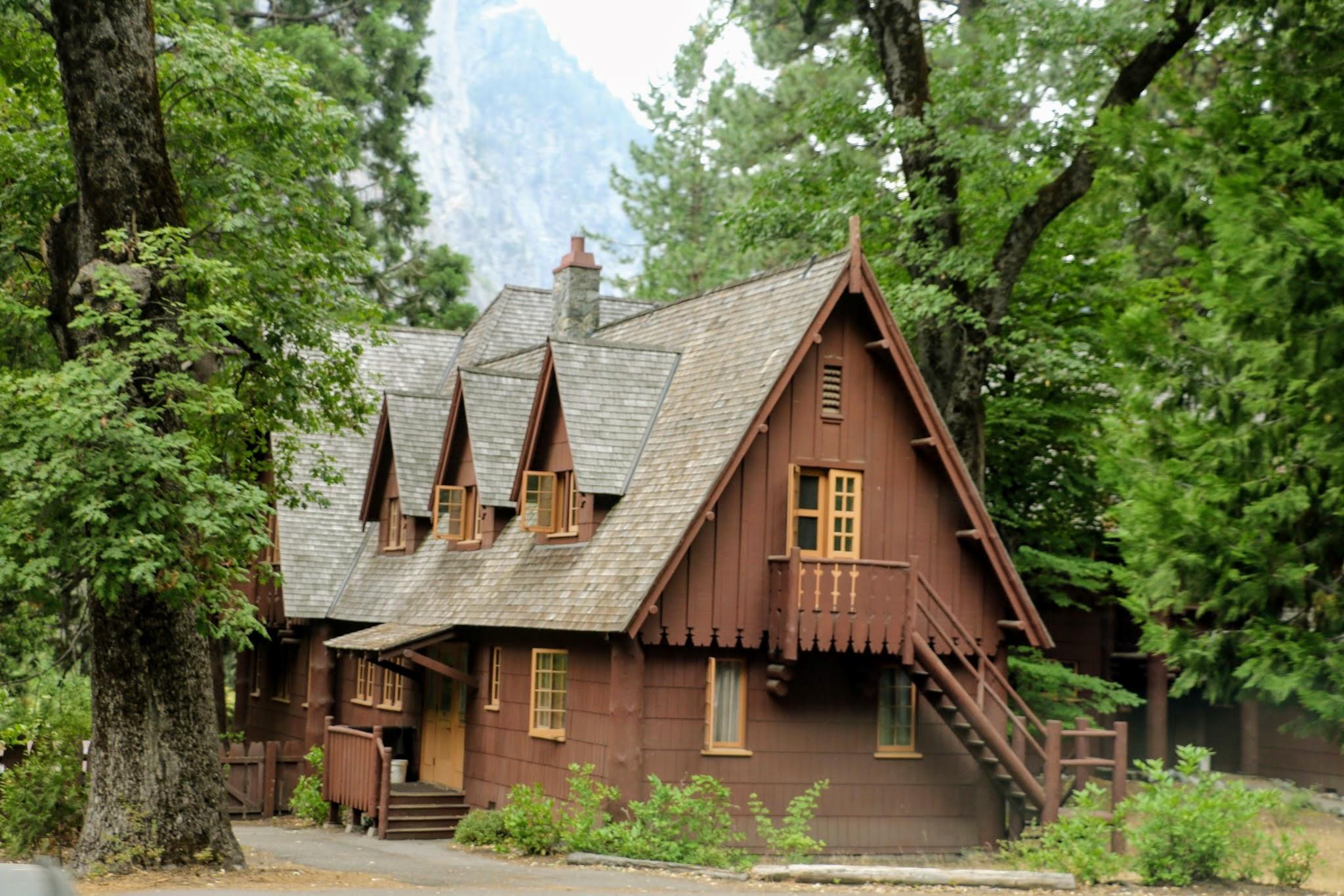 Yosemite -,waar overnachten?