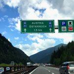 Naar Gardameer via Zwitserland of Oostenrijk?