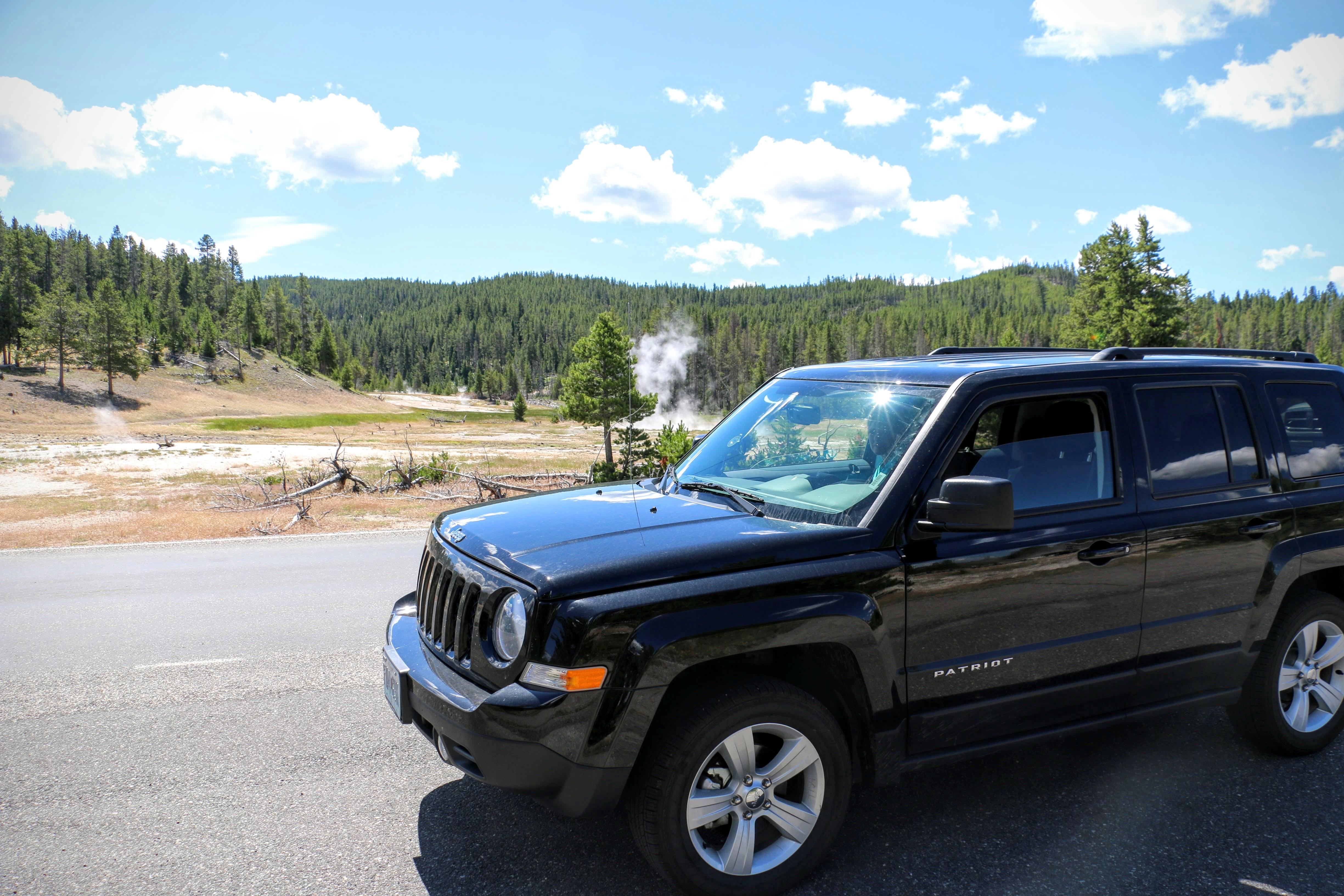 Roadtrip Yellowstone National Park