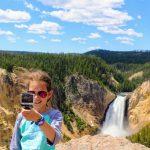Welke nationale parken West Amerika?