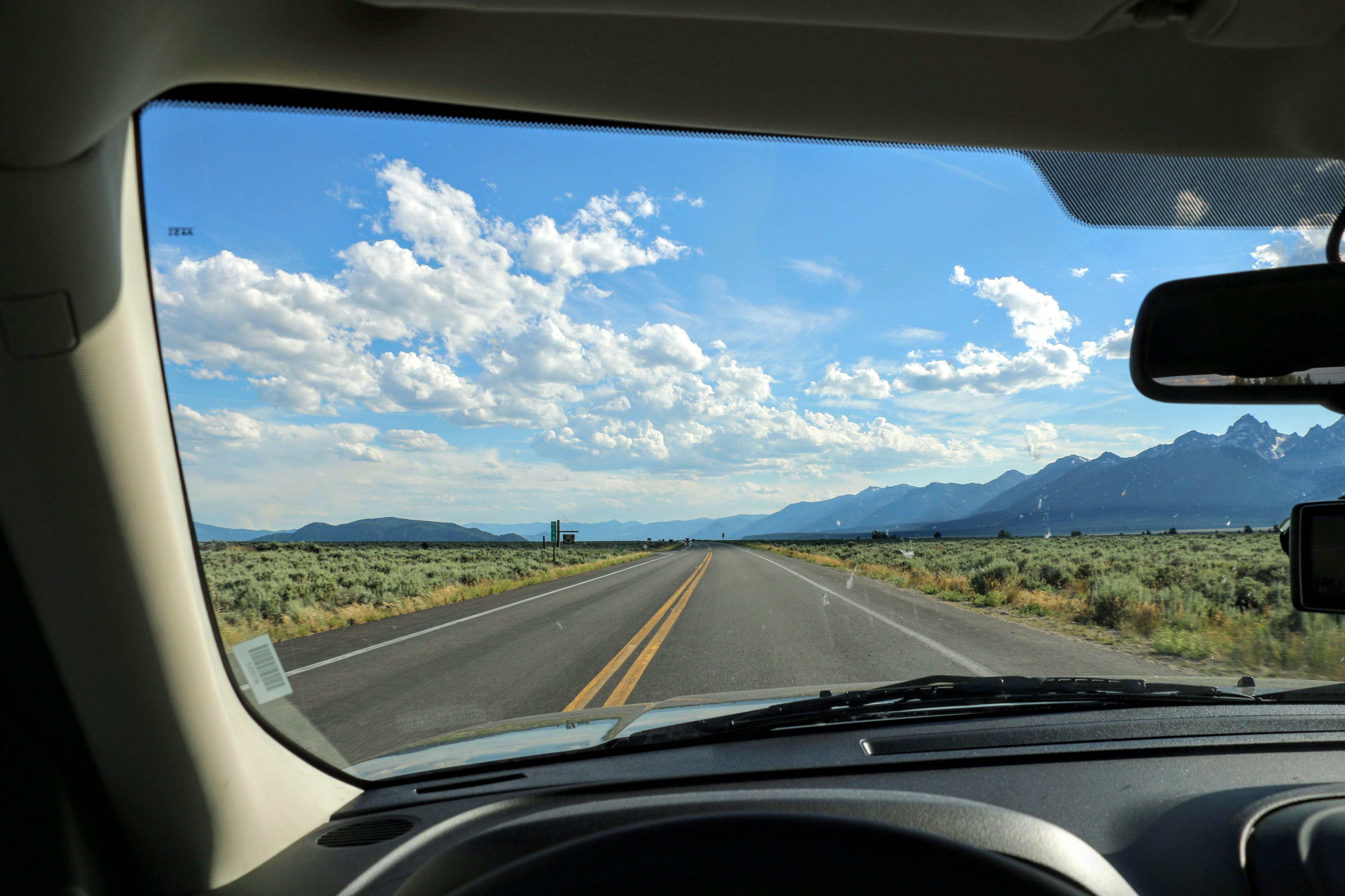 Route rondreis Amerika Yellowstone
