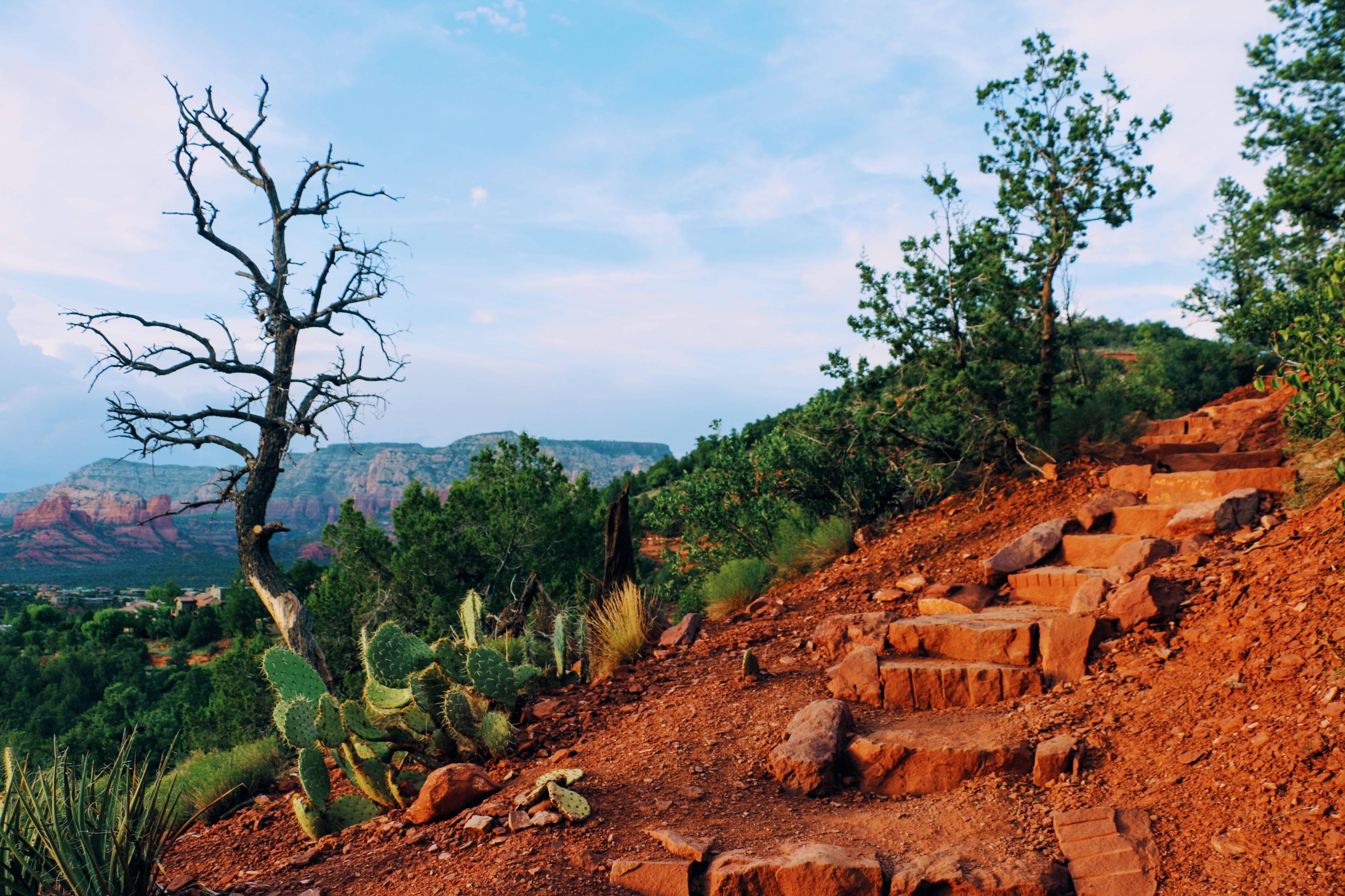 Mooie wandelingen in Sedona Arizona