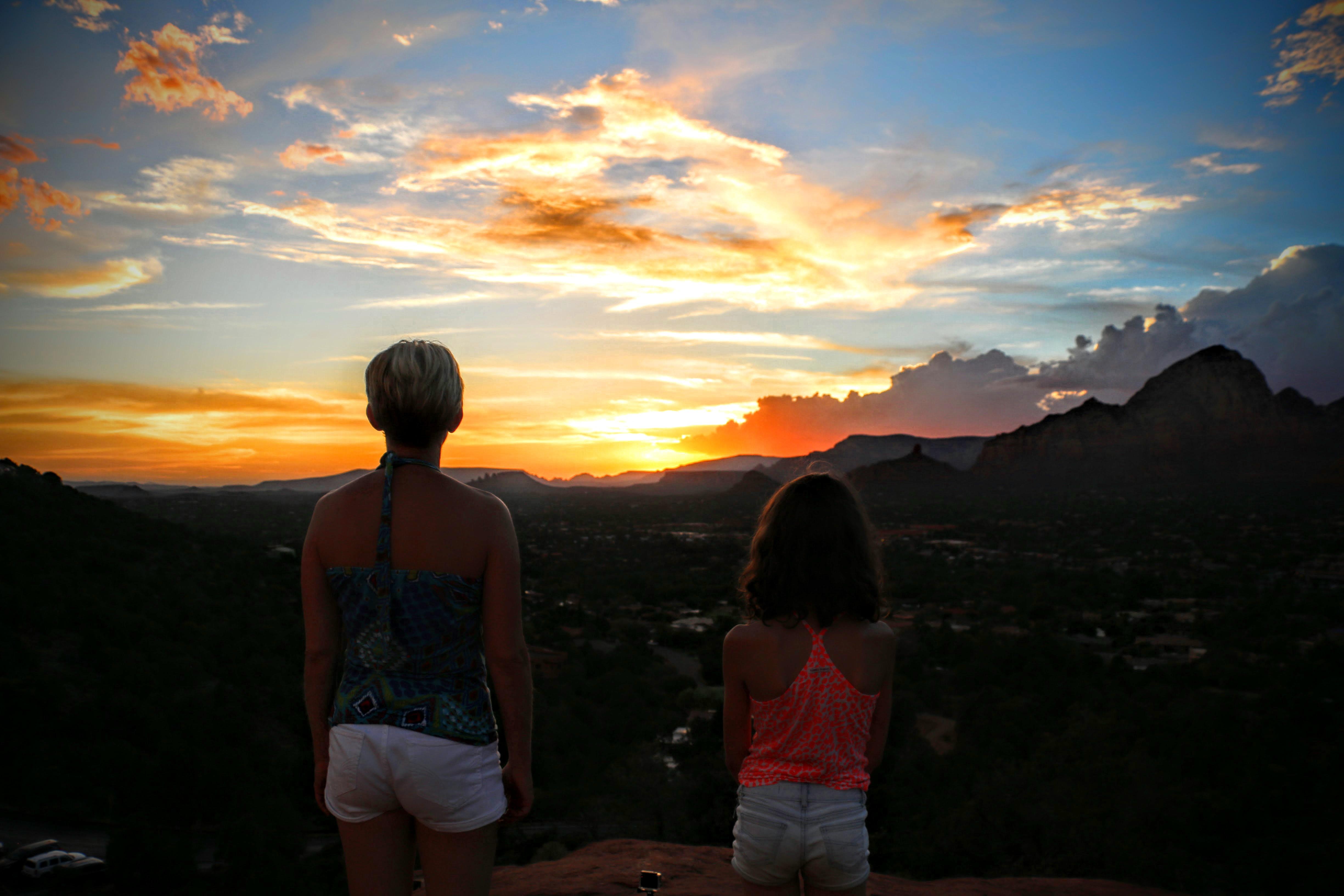 Sunset Sedona