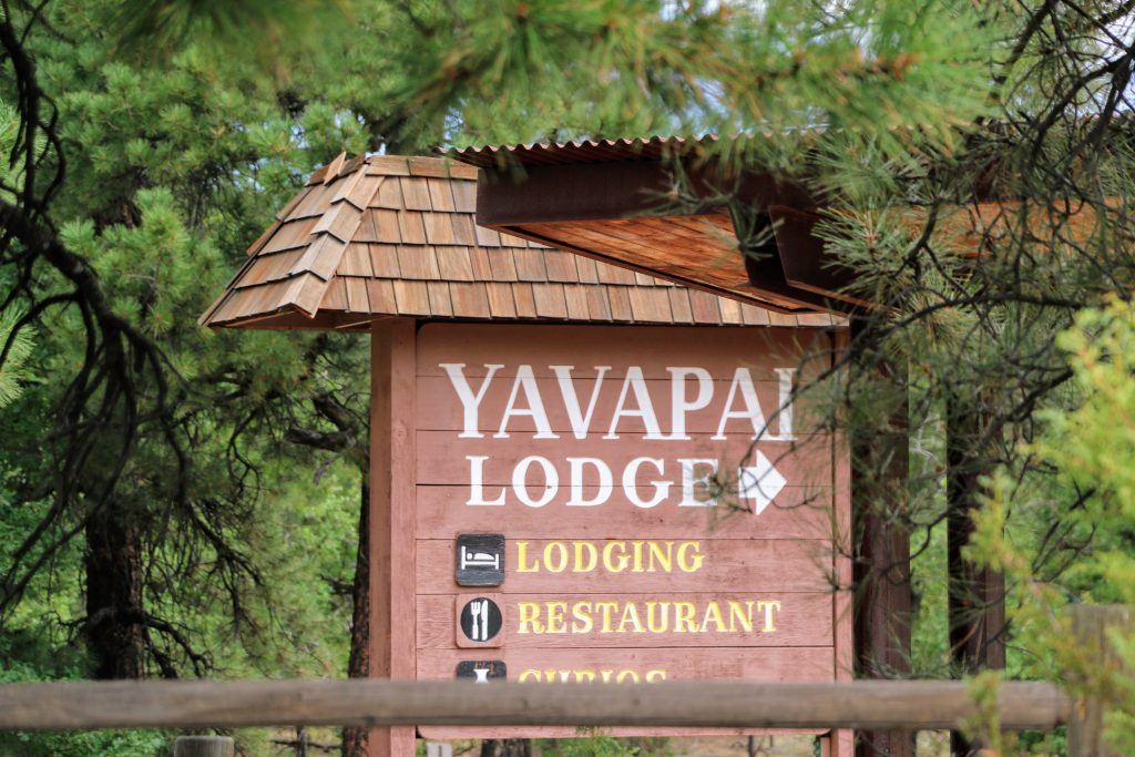 Yavapai Lodge Grand Canyon