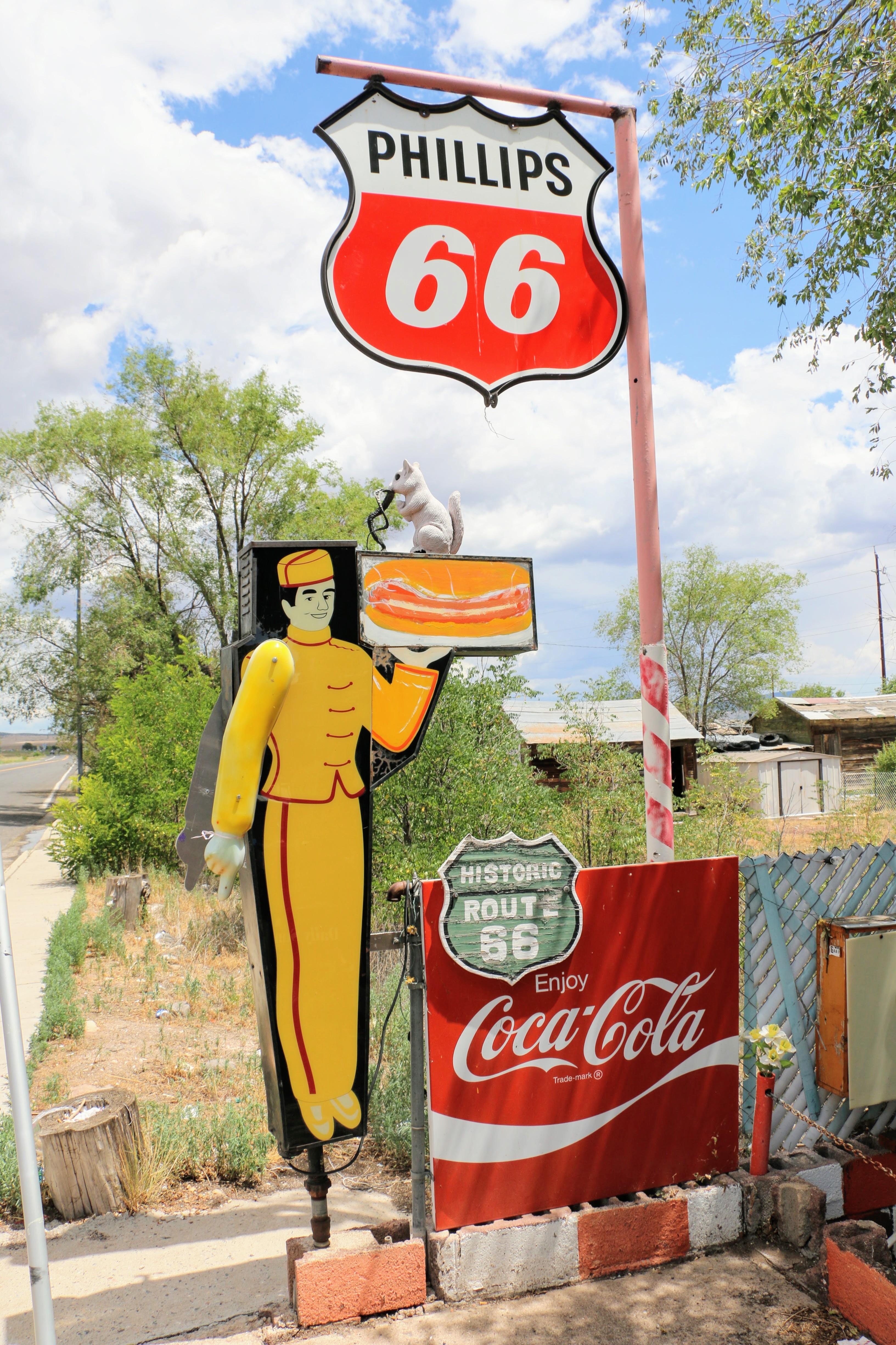Hamburgers Route 66
