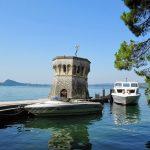 Met de boot naar Isola del Garda