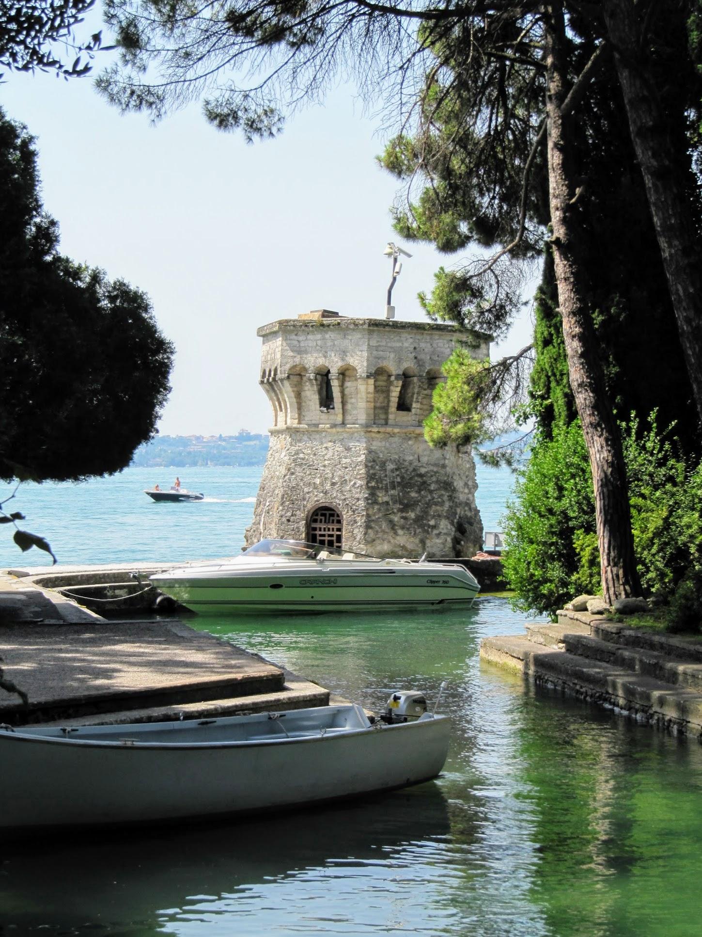 Torentje Isola del Garda