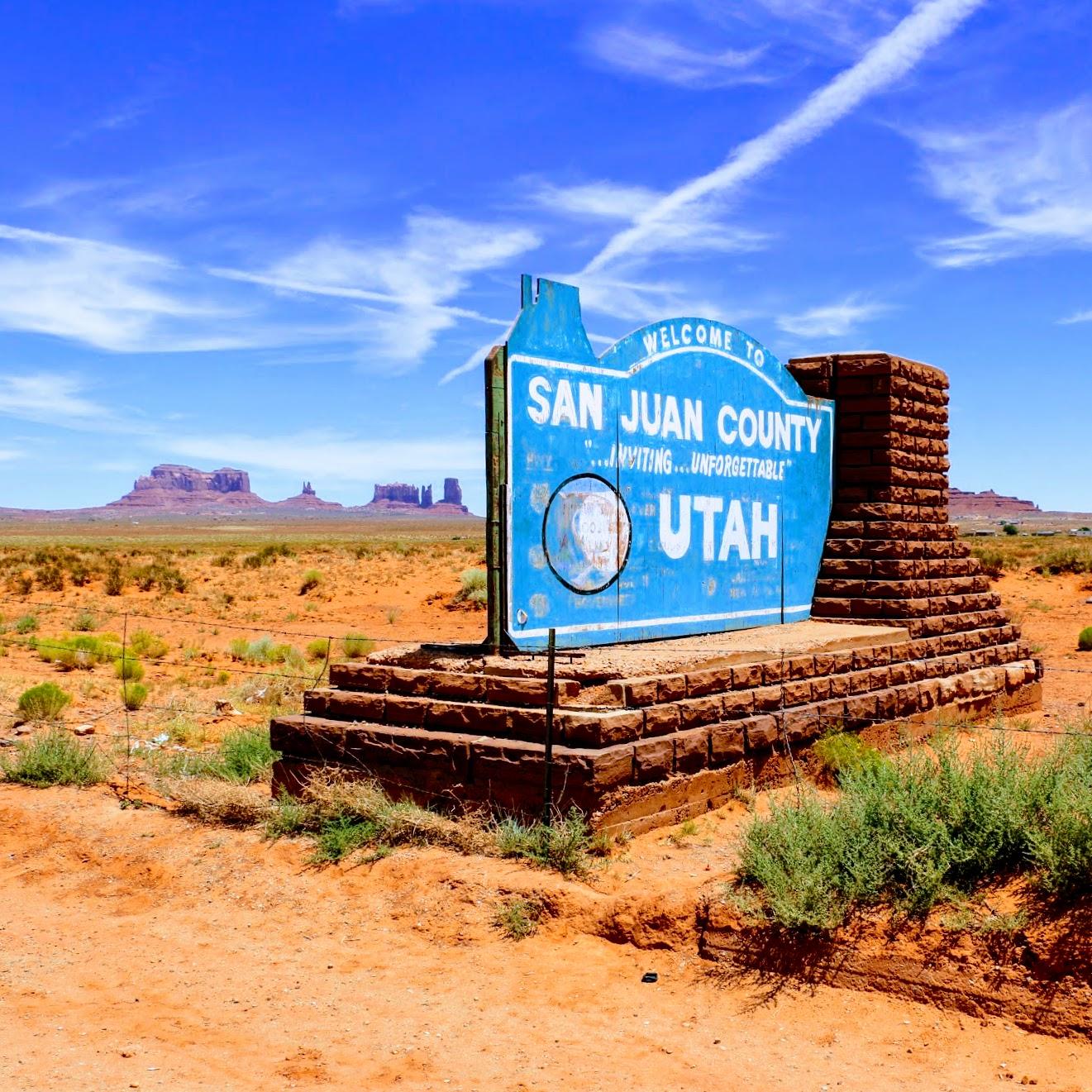 Bezienswaardigheden in Utah