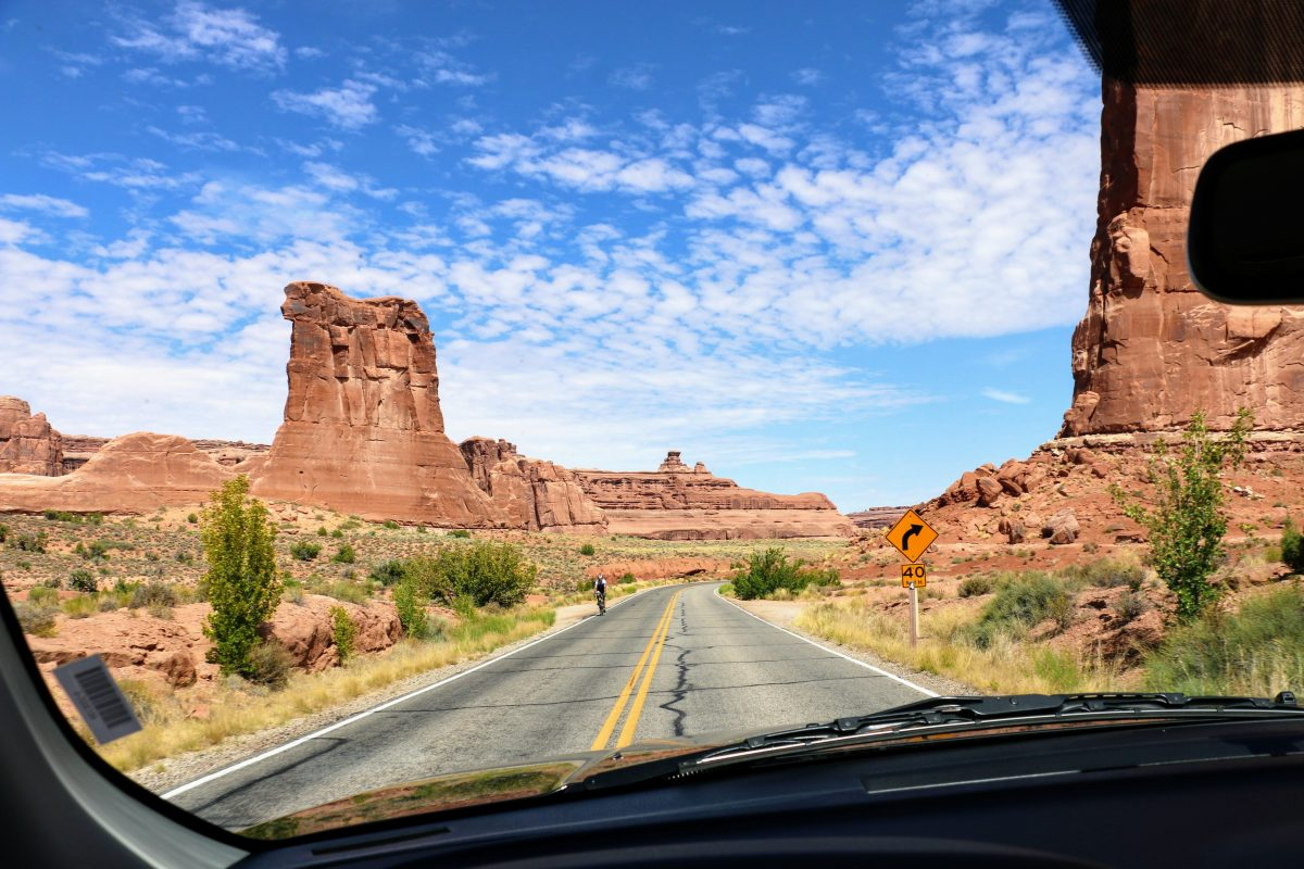 Bezienswaardigheden in Utah - Arches National Park