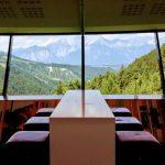 McDonald's in Oostenrijk met uitzicht