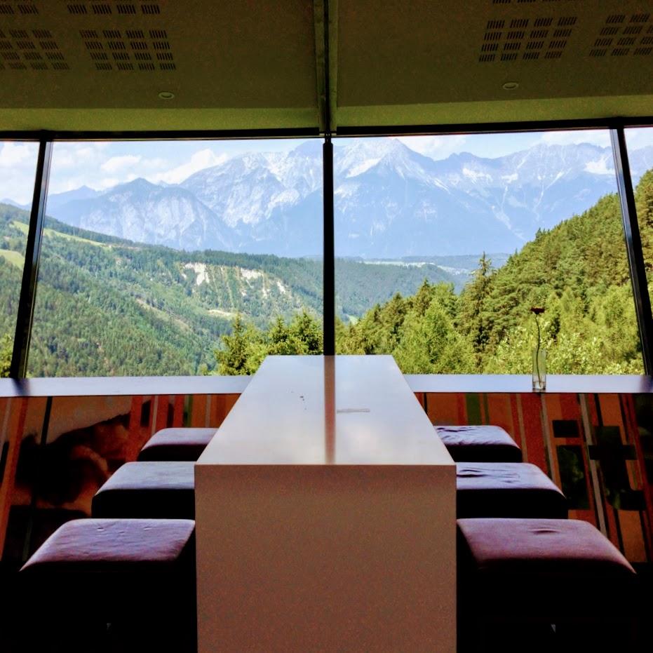 McDonald's Oostenrijk met uitzicht