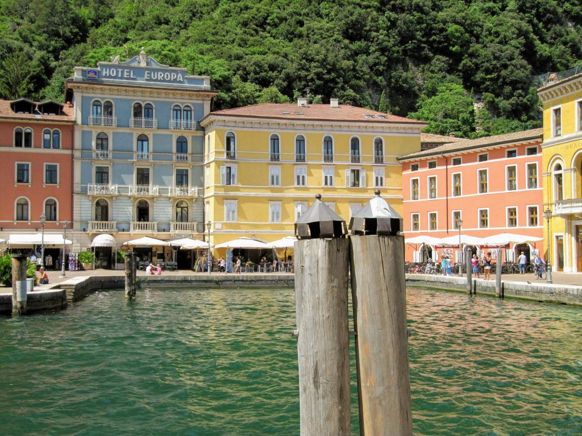 Hotel Europa in Riva del Garda