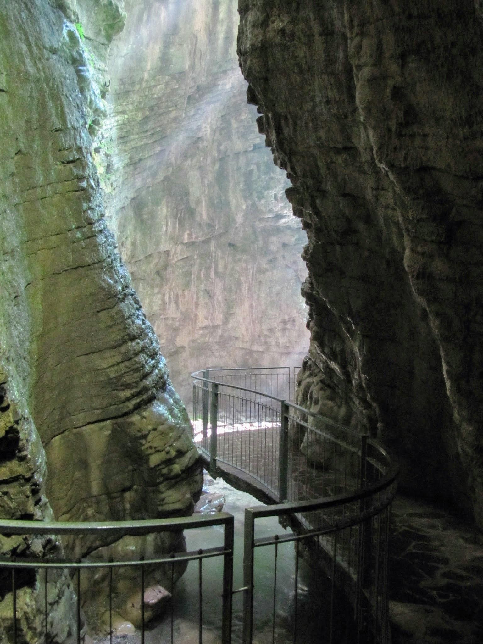 Grot Riva del Garda waterval