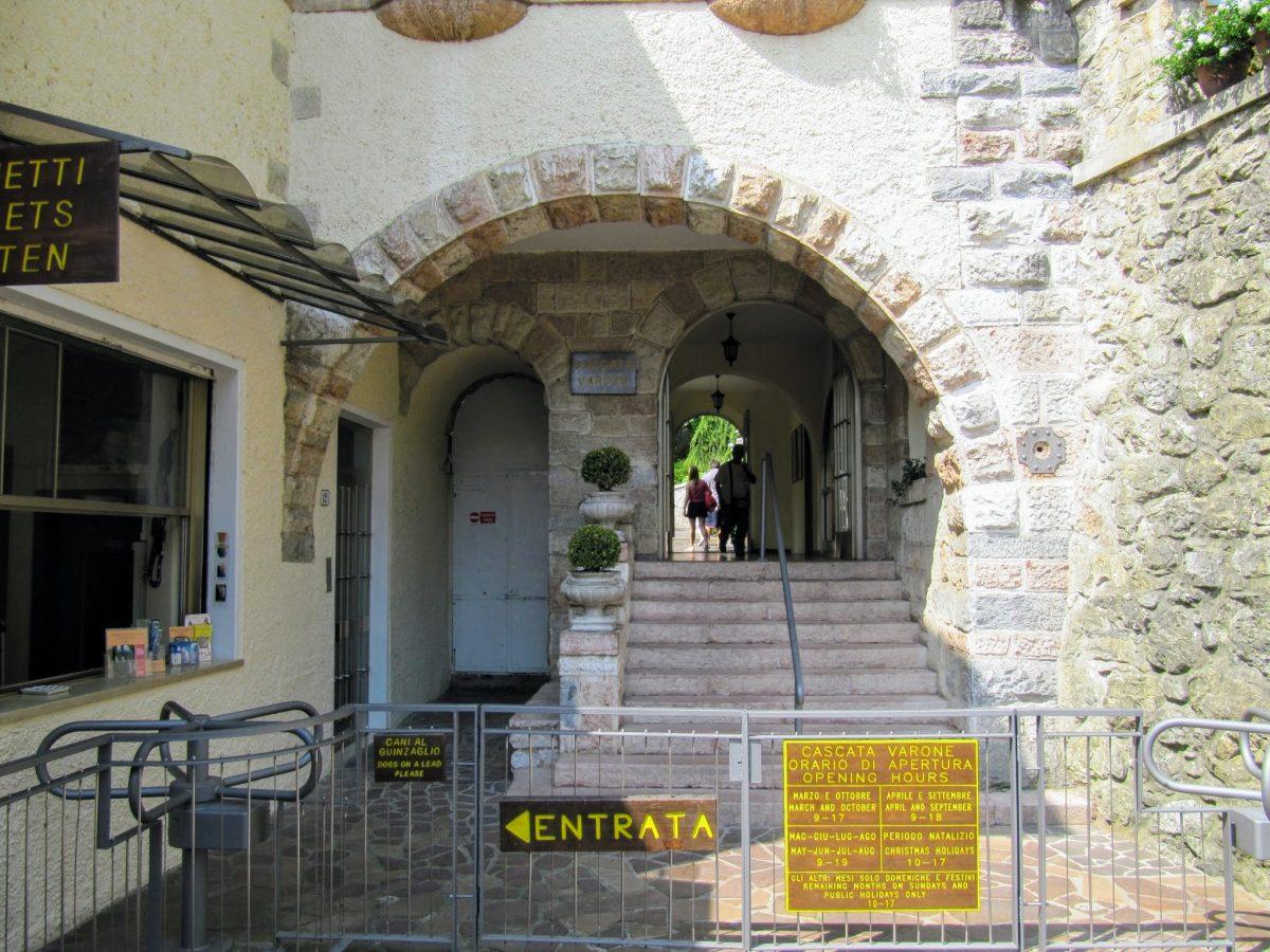 Inkom Parco Grotta Cascata del Varone