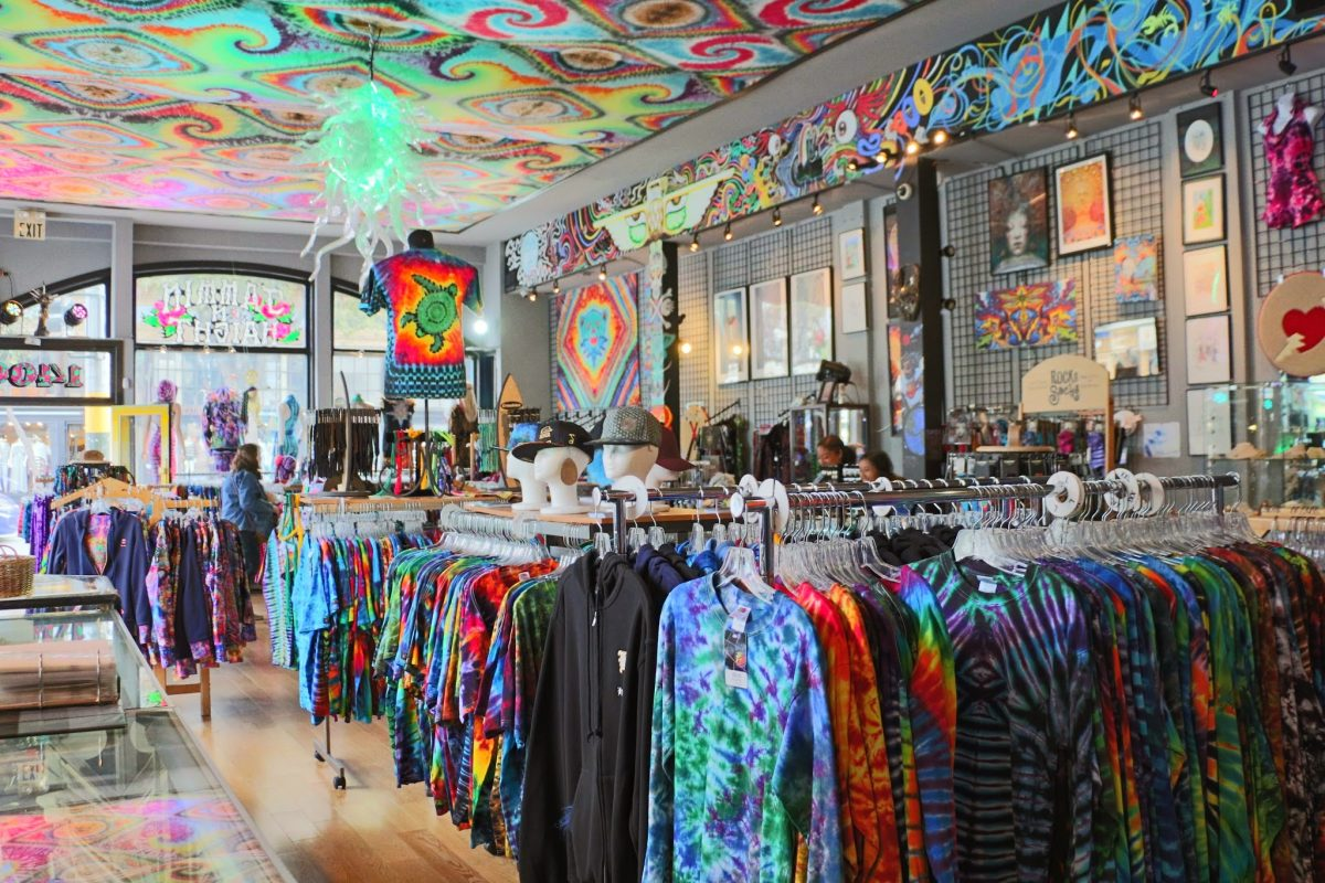 Love on Haight - Tie Dye Boutique