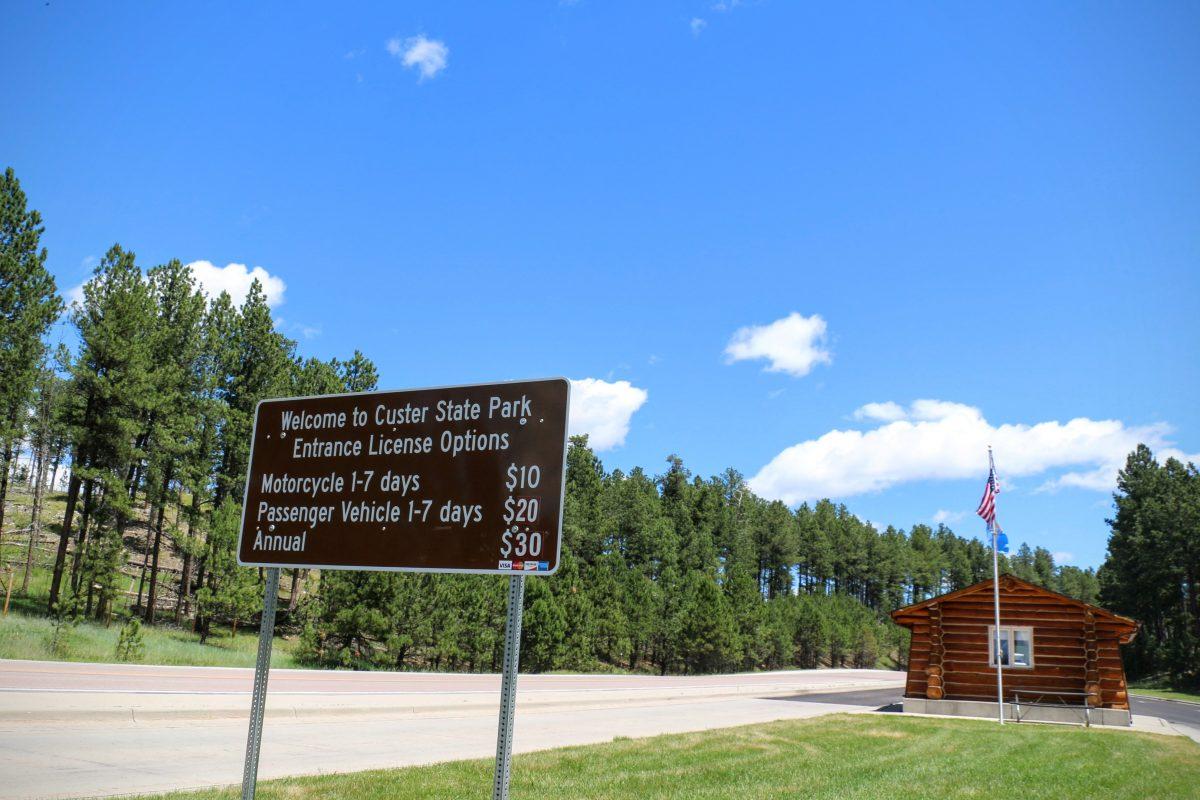 Custer State Park inkom prijzen