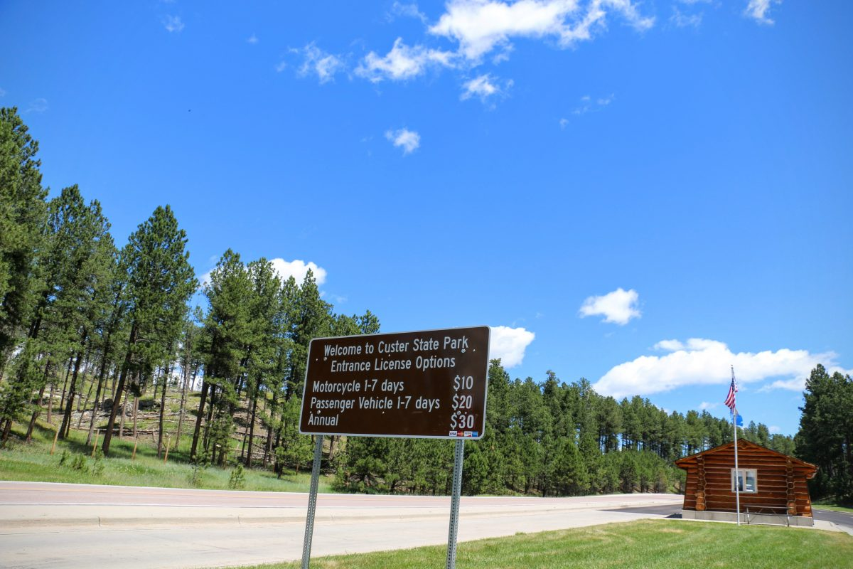 Welcome To Custer State Park
