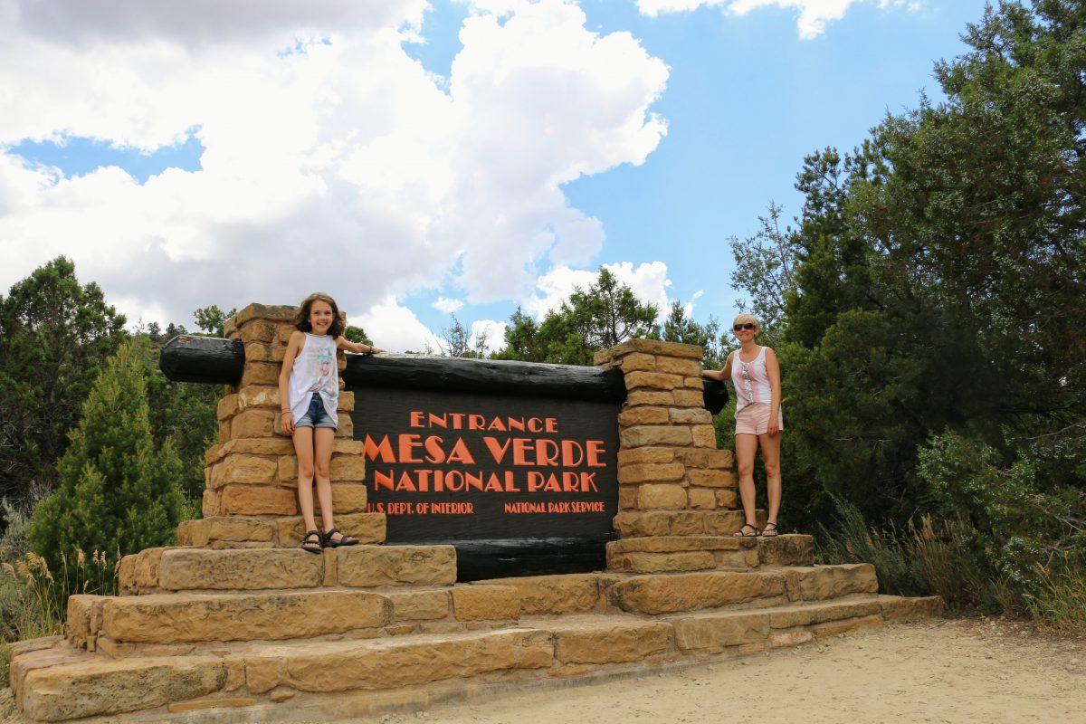 Mesa Verde National Park Colorado