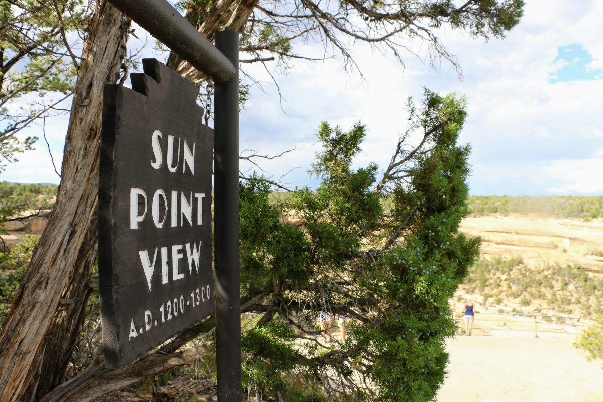 Sun Point view